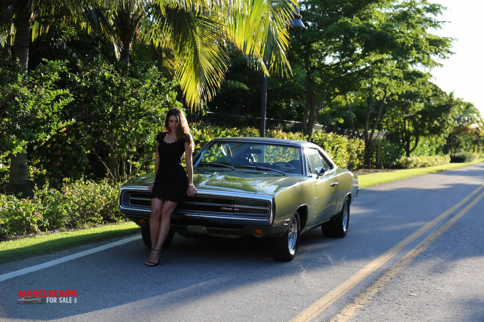 Used 1970 Dodge  Charger for sale Sold at Muscle Cars for Sale Inc. in Fort Myers FL 33912 5
