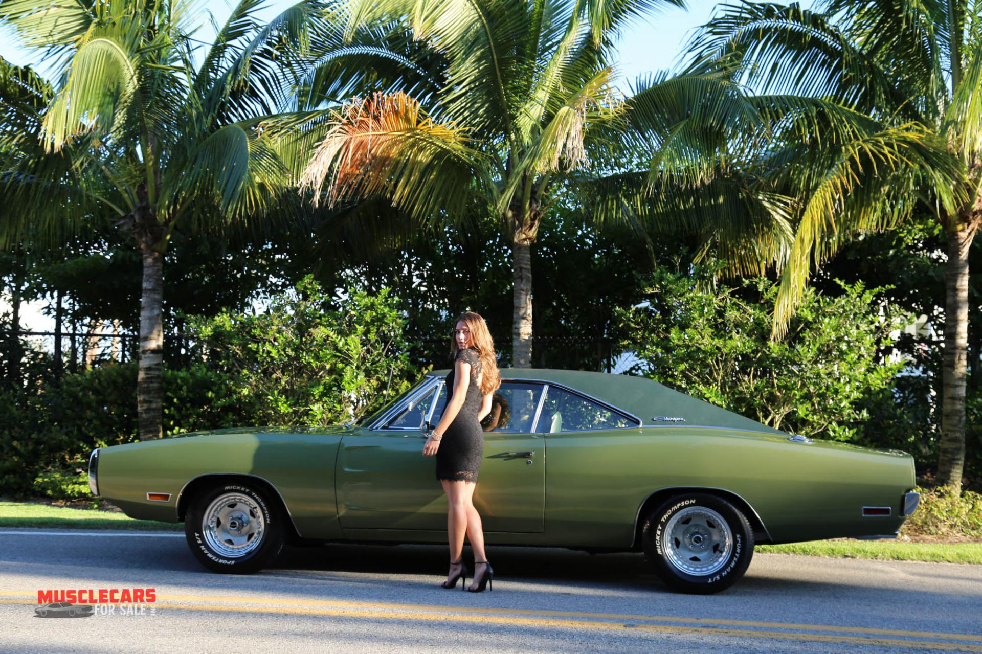 Used 1970 Dodge  Charger for sale Sold at Muscle Cars for Sale Inc. in Fort Myers FL 33912 6