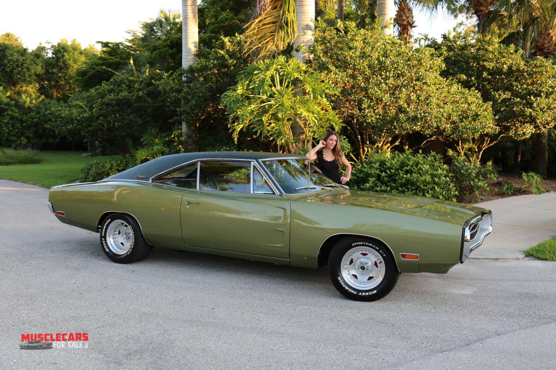 Used 1970 Dodge  Charger for sale Sold at Muscle Cars for Sale Inc. in Fort Myers FL 33912 1