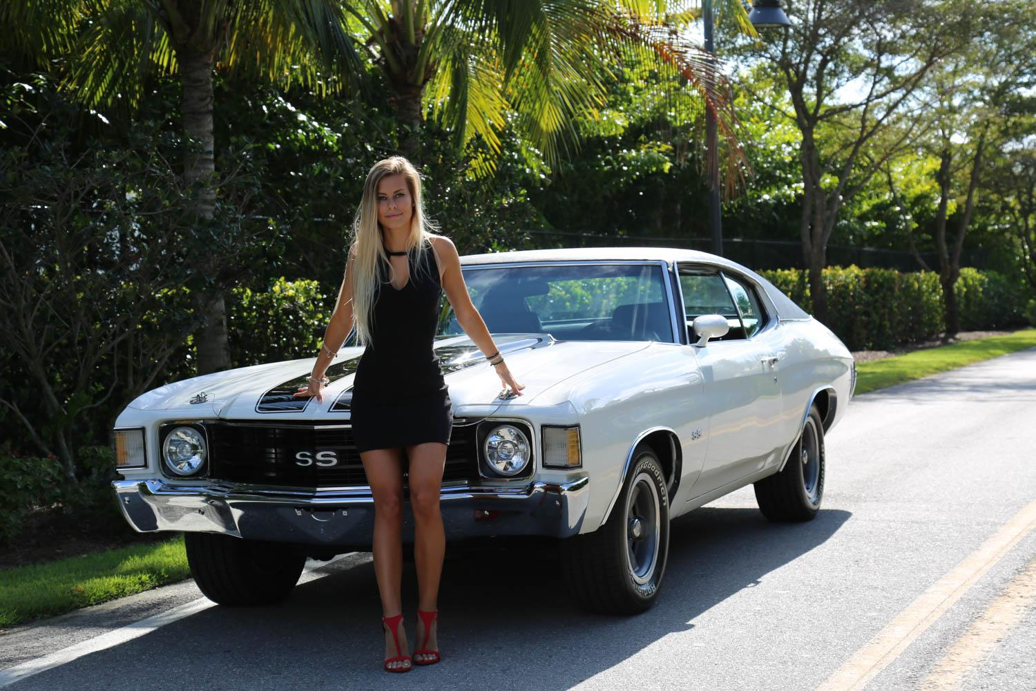 Used 1972 Chevrolet Chevelle SS for sale Sold at Muscle Cars for Sale Inc. in Fort Myers FL 33912 7
