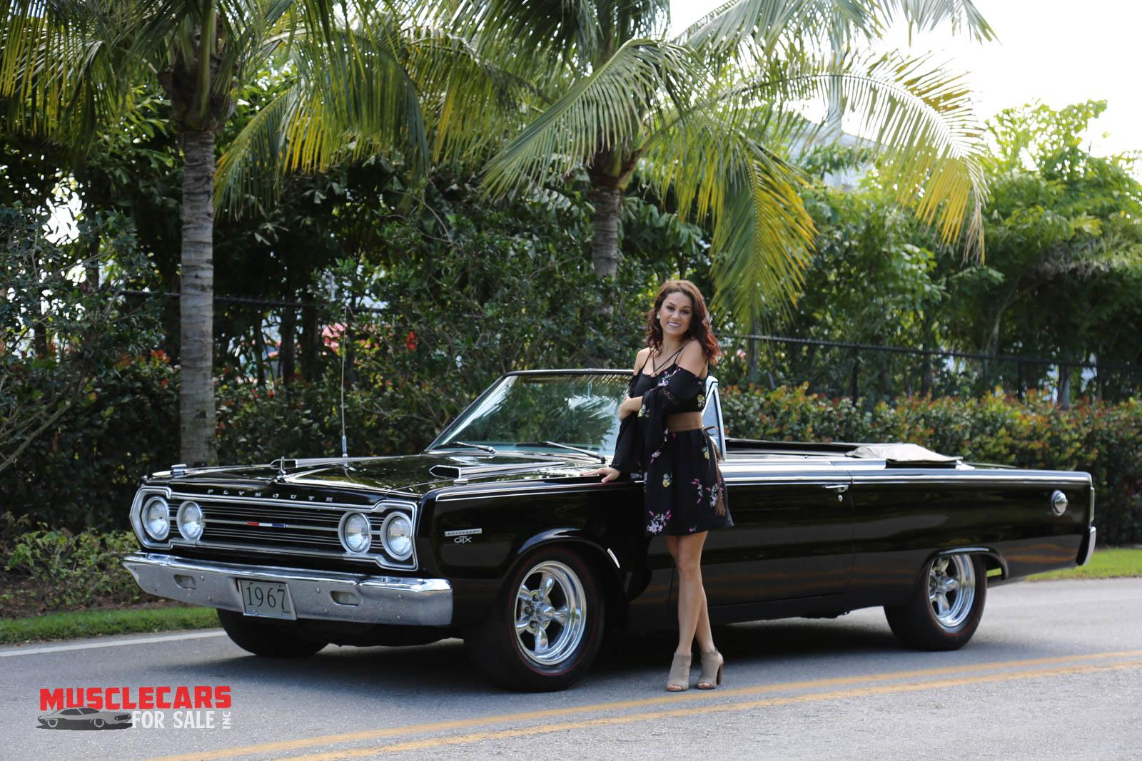 Used 1967 Plymouth  GTX for sale Sold at Muscle Cars for Sale Inc. in Fort Myers FL 33912 3