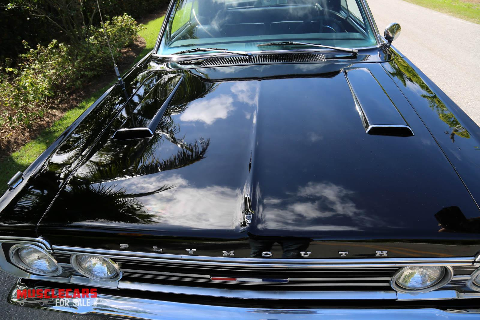 Used 1967 Plymouth  GTX for sale Sold at Muscle Cars for Sale Inc. in Fort Myers FL 33912 5