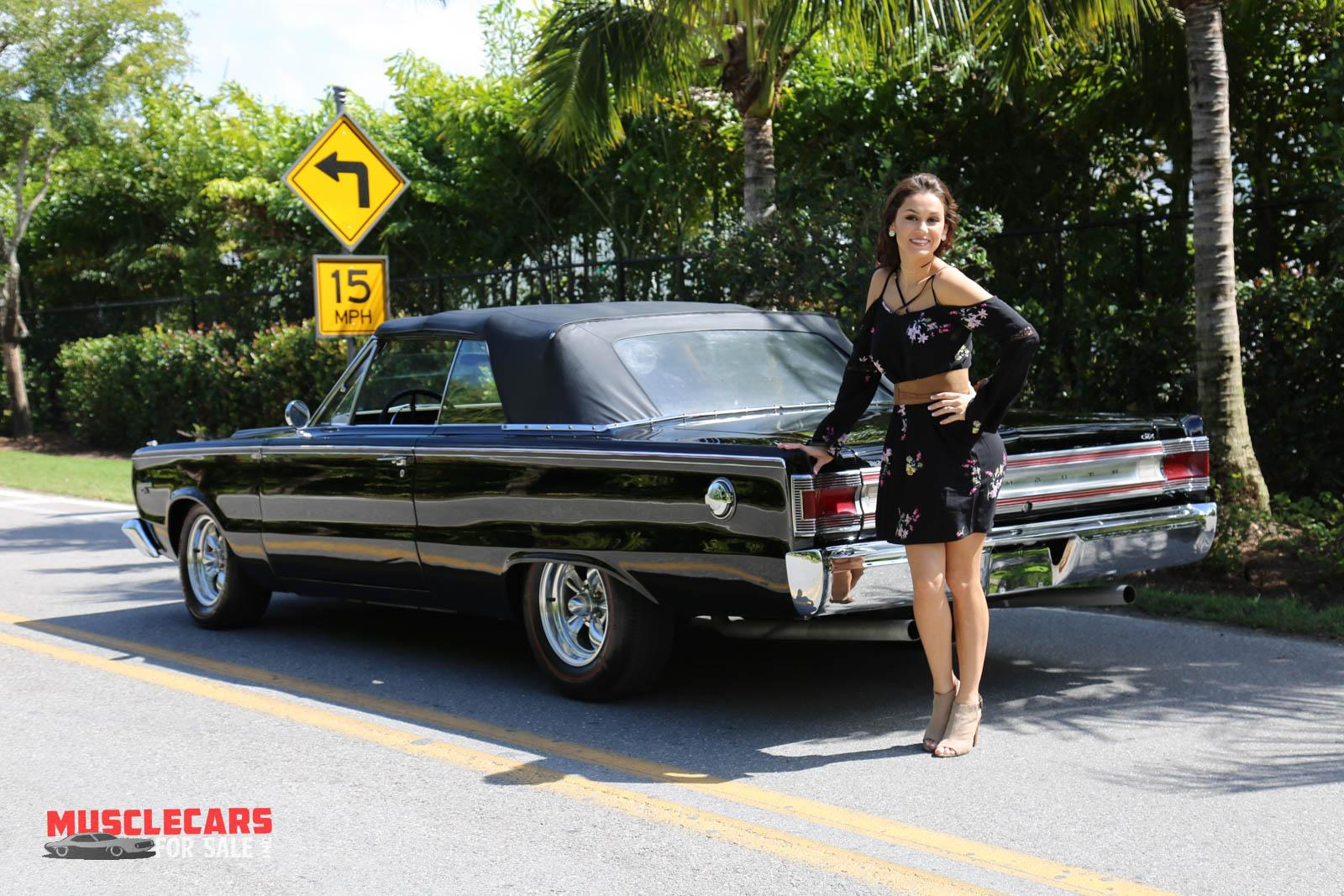 Used 1967 Plymouth  GTX for sale Sold at Muscle Cars for Sale Inc. in Fort Myers FL 33912 7