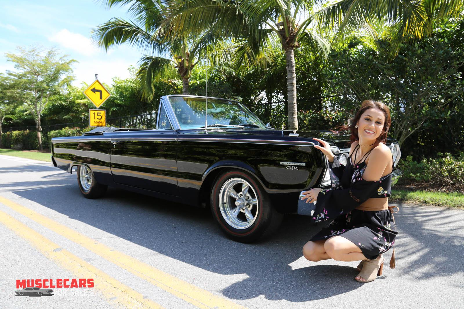 Used 1967 Plymouth  GTX for sale Sold at Muscle Cars for Sale Inc. in Fort Myers FL 33912 1