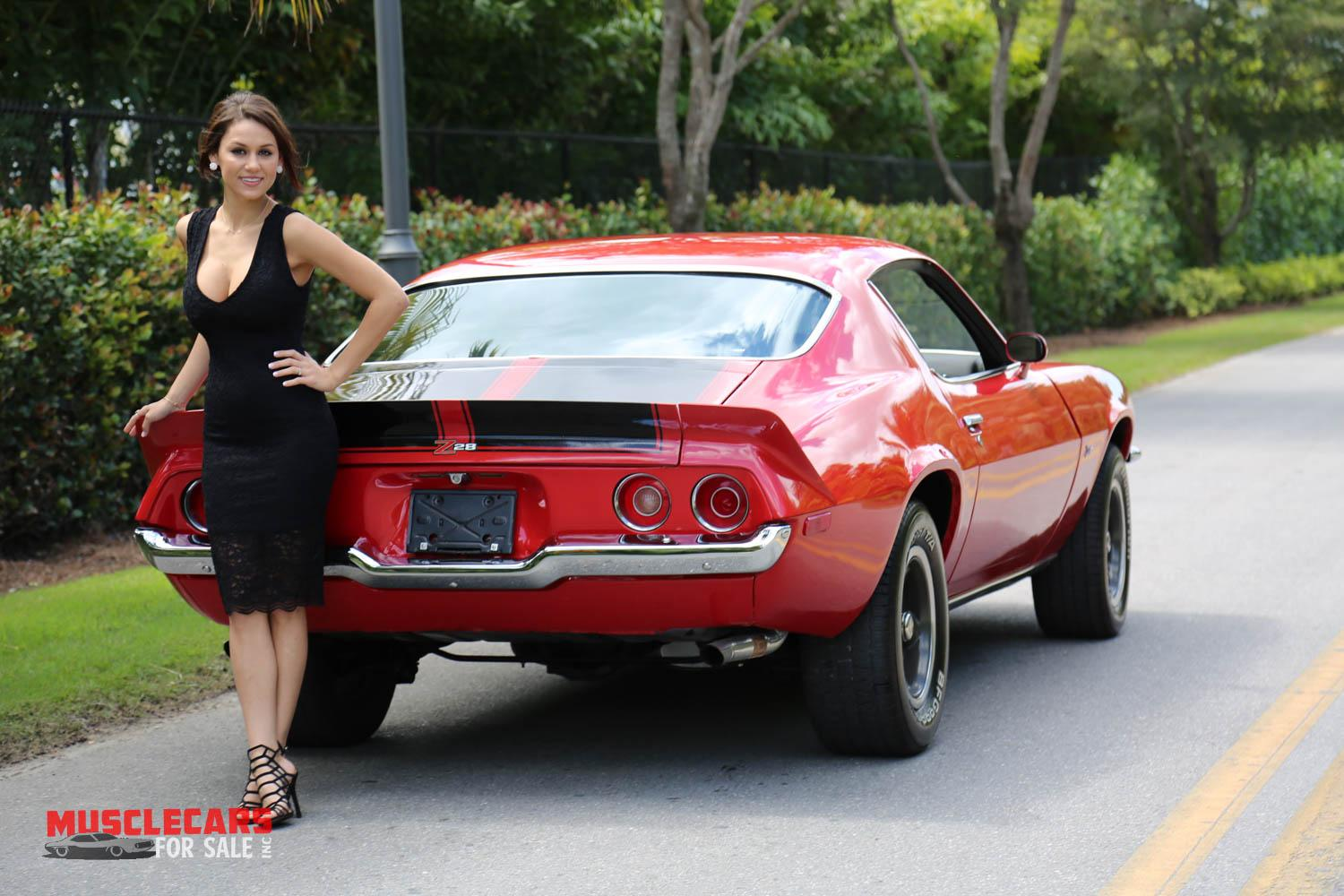 Used 1973 Chevrolet Camaro Z/28 for sale Sold at Muscle Cars for Sale Inc. in Fort Myers FL 33912 3