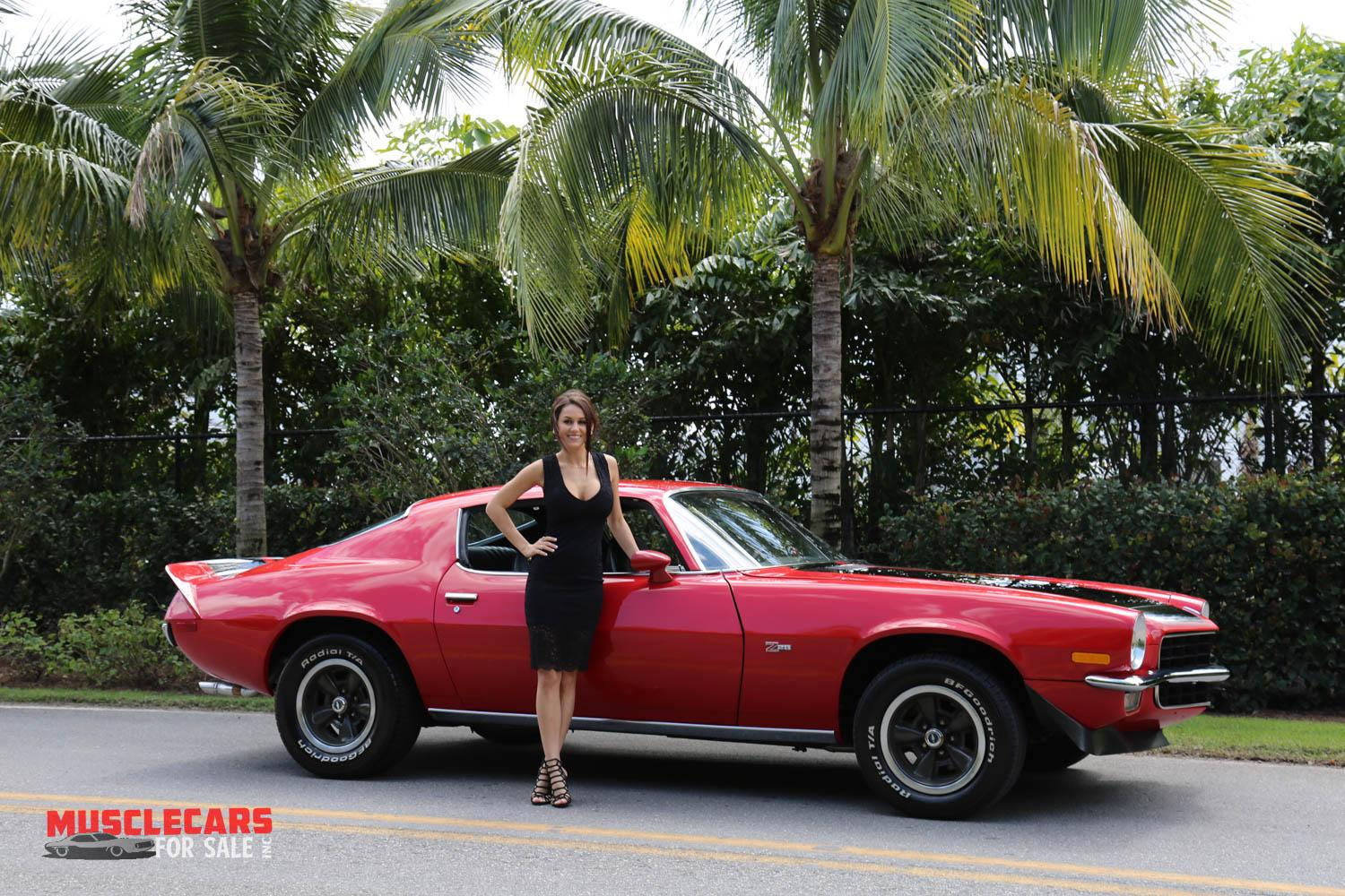 Used 1973 Chevrolet Camaro Z/28 for sale Sold at Muscle Cars for Sale Inc. in Fort Myers FL 33912 6