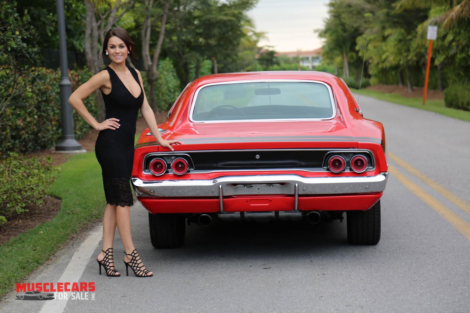Used 1968 Dodge  Charger R/T for sale Sold at Muscle Cars for Sale Inc. in Fort Myers FL 33912 5