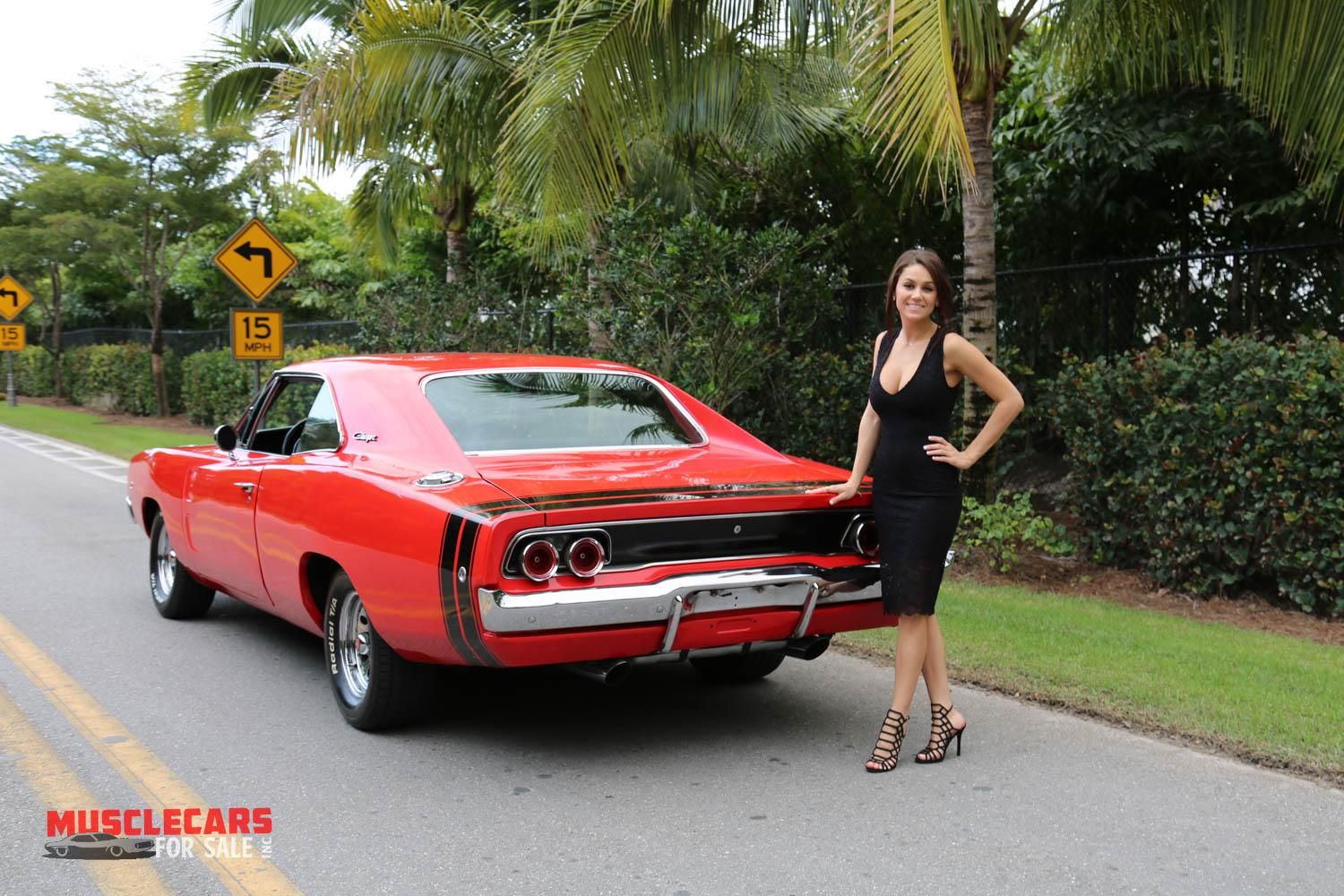 Used 1968 Dodge  Charger R/T for sale Sold at Muscle Cars for Sale Inc. in Fort Myers FL 33912 7