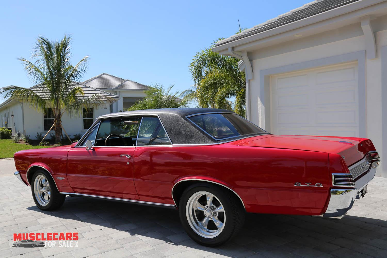 Used 1965 Pontiac  GTO for sale Sold at Muscle Cars for Sale Inc. in Fort Myers FL 33912 5