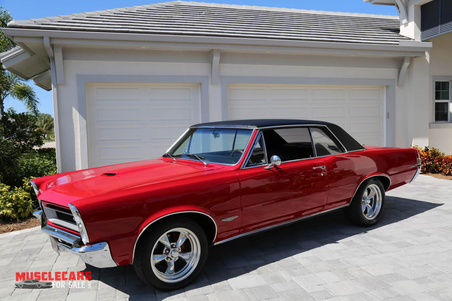 Used 1965 Pontiac  GTO for sale Sold at Muscle Cars for Sale Inc. in Fort Myers FL 33912 6