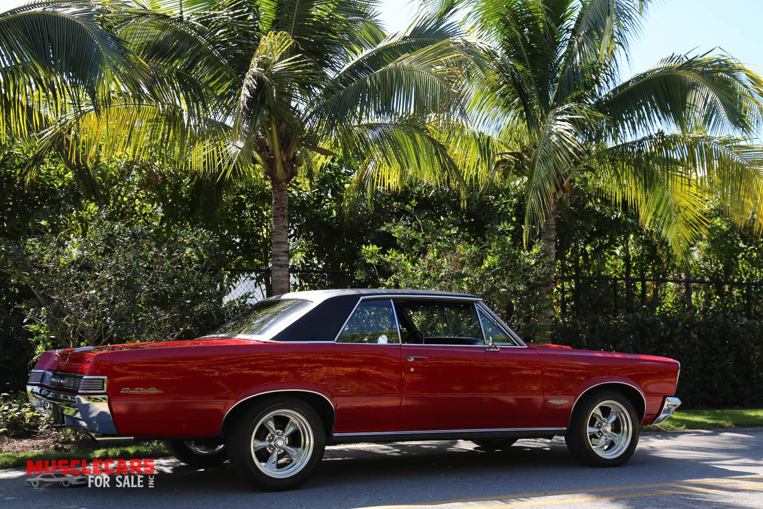 Used 1965 Pontiac  GTO for sale Sold at Muscle Cars for Sale Inc. in Fort Myers FL 33912 8