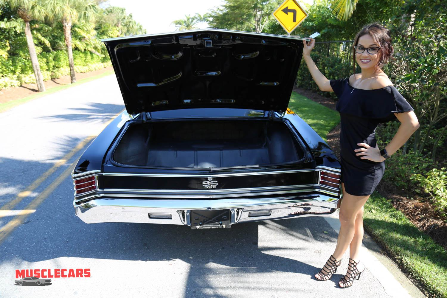 Used 1967 Chevrolet Chevelle SS for sale Sold at Muscle Cars for Sale Inc. in Fort Myers FL 33912 8