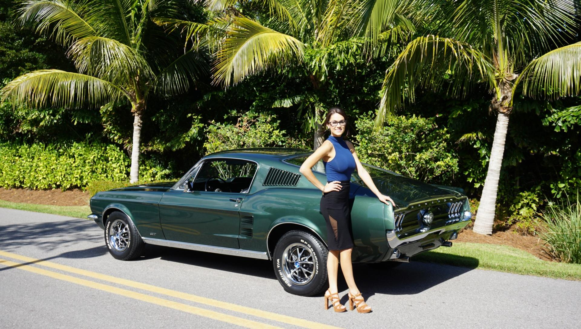 Used 1967 Ford  Mustang Fastback for sale Sold at Muscle Cars for Sale Inc. in Fort Myers FL 33912 3