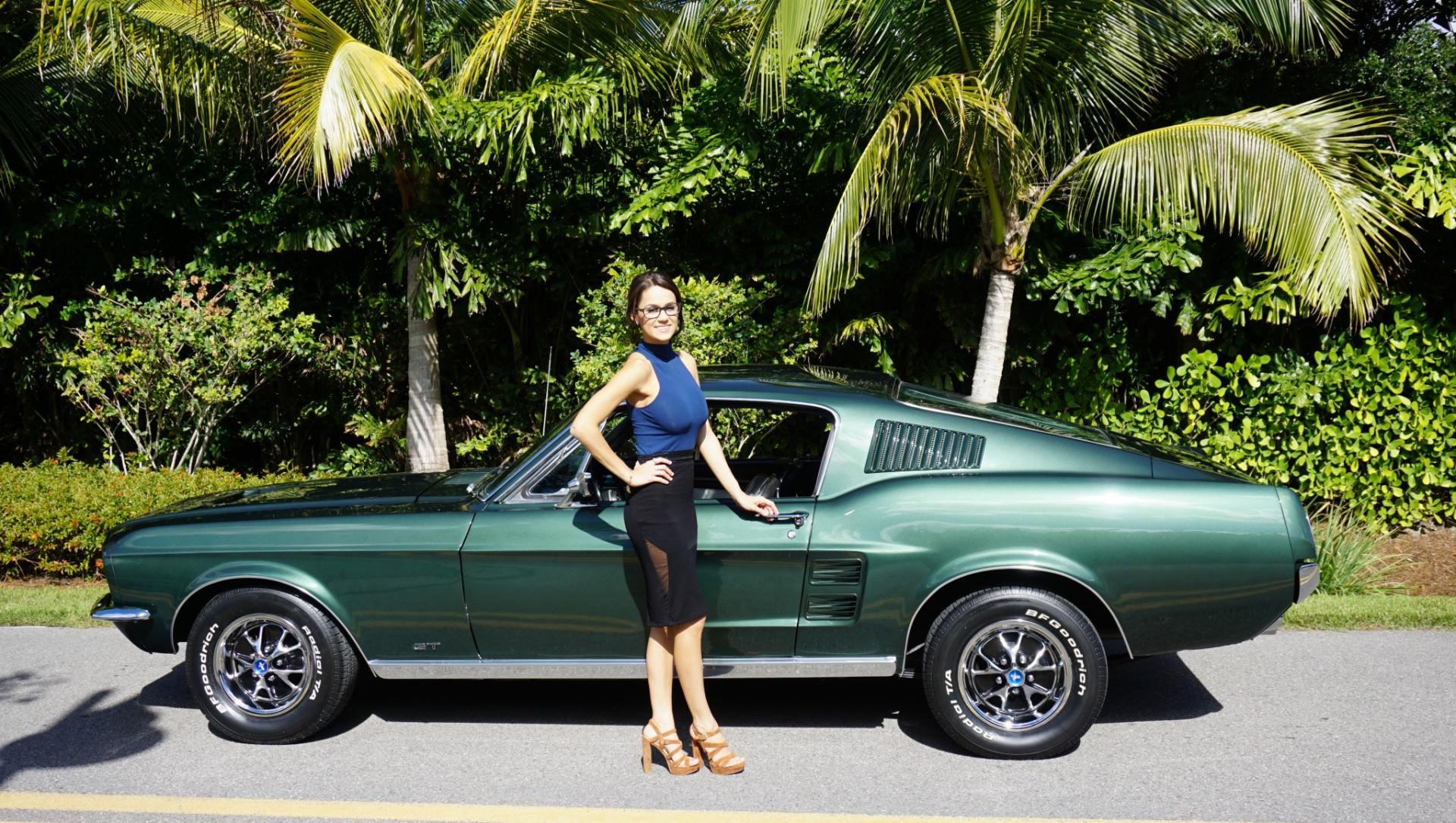 Used 1967 Ford  Mustang Fastback for sale Sold at Muscle Cars for Sale Inc. in Fort Myers FL 33912 4