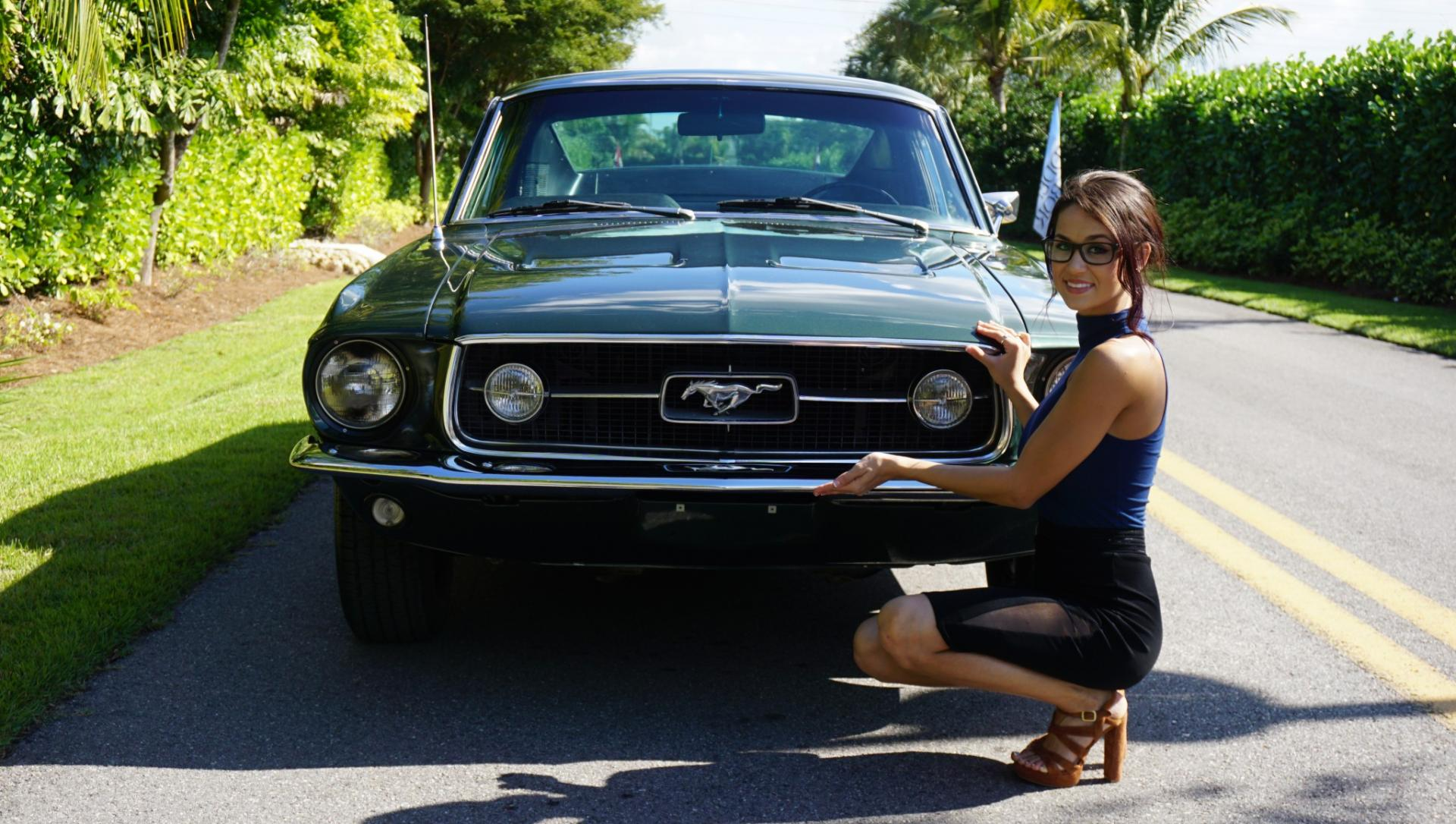 Used 1967 Ford  Mustang Fastback for sale Sold at Muscle Cars for Sale Inc. in Fort Myers FL 33912 1