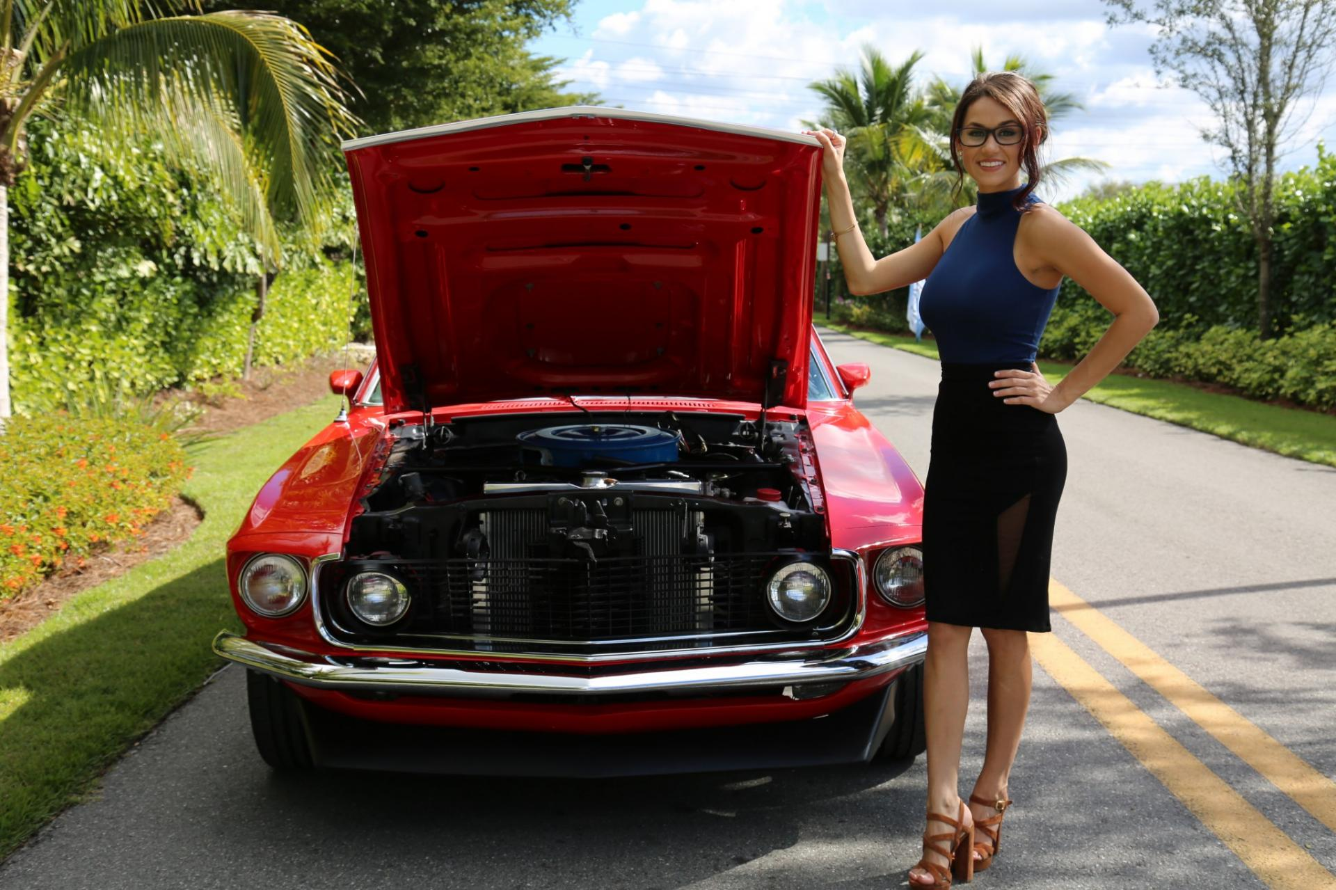 Used 1969 Ford  Mustang Fastback for sale Sold at Muscle Cars for Sale Inc. in Fort Myers FL 33912 2