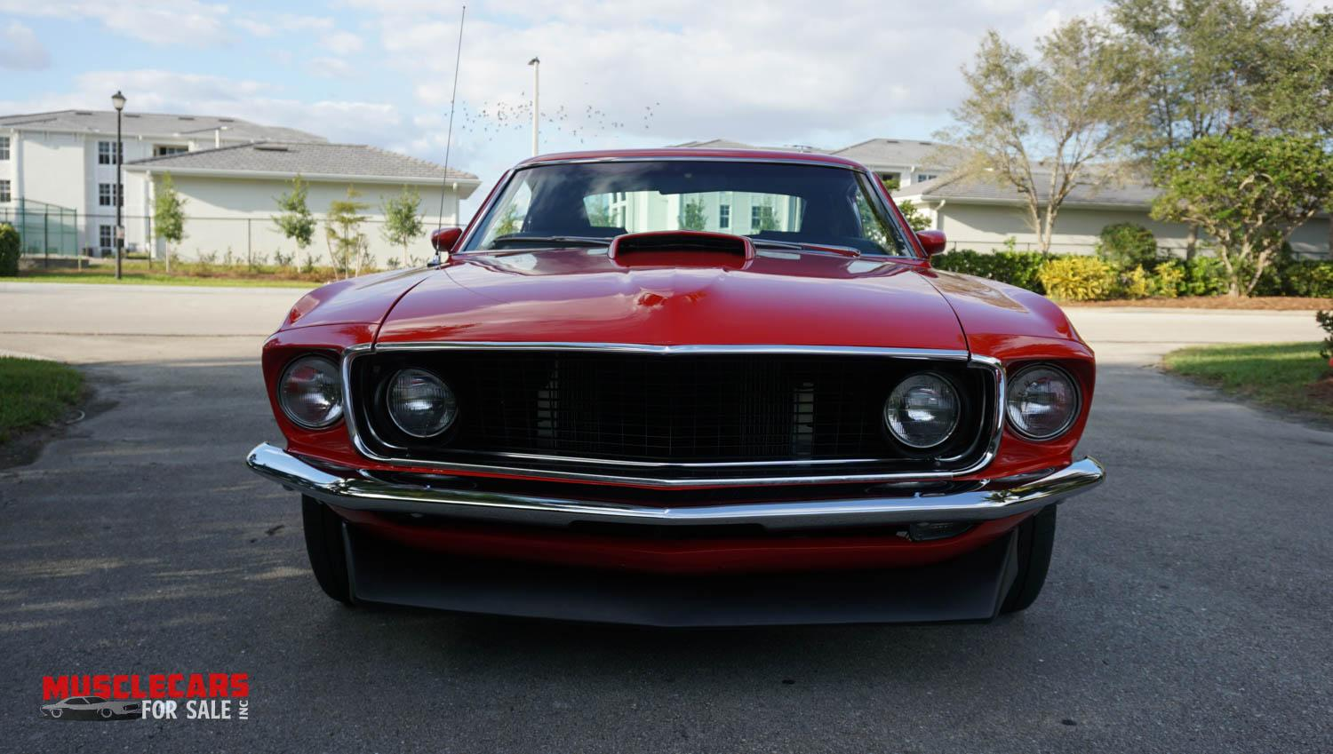 Used 1969 Ford  Mustang Fastback for sale Sold at Muscle Cars for Sale Inc. in Fort Myers FL 33912 6