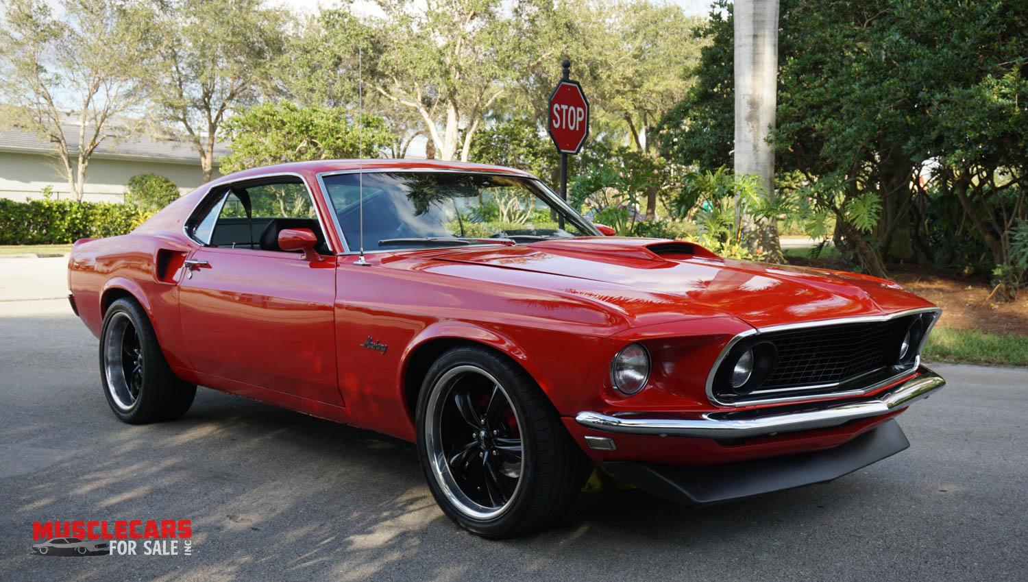 Used 1969 Ford  Mustang Fastback for sale Sold at Muscle Cars for Sale Inc. in Fort Myers FL 33912 7