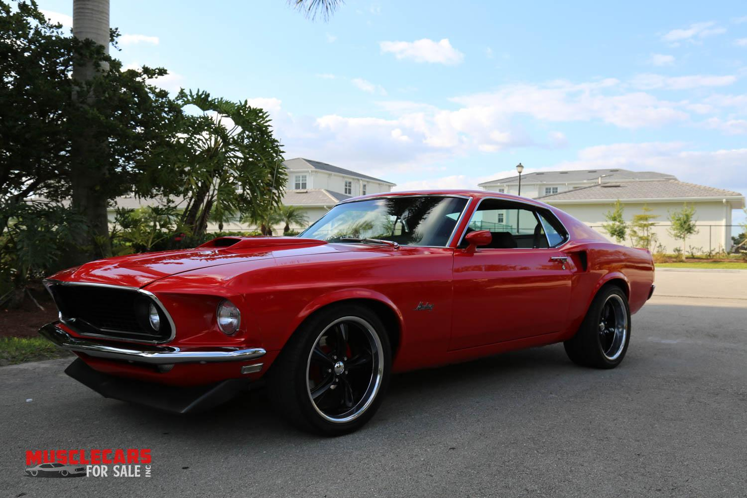 Used 1969 Ford  Mustang Fastback for sale Sold at Muscle Cars for Sale Inc. in Fort Myers FL 33912 1