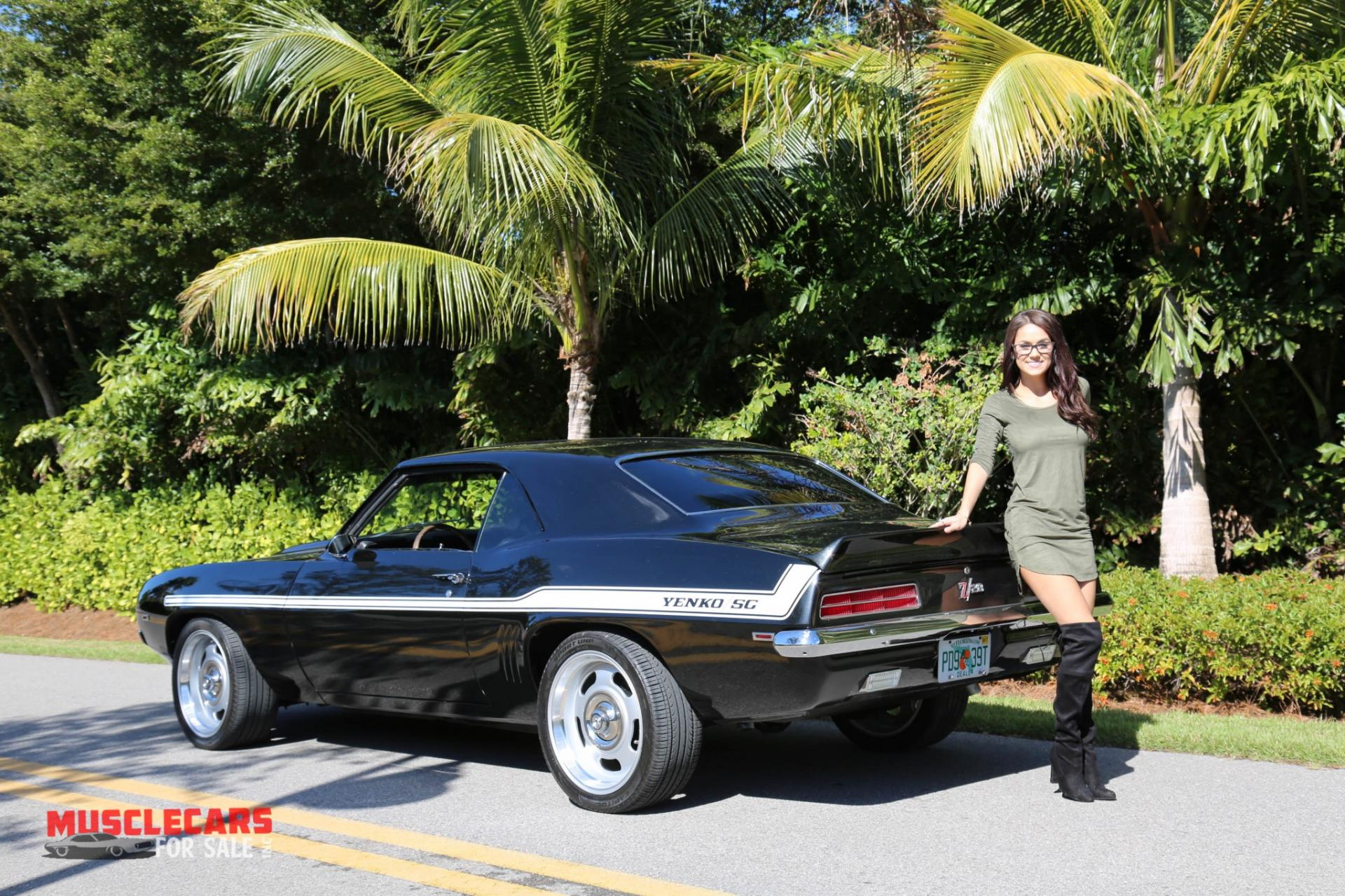 Used 1969 Chevrolet Camaro RS for sale Sold at Muscle Cars for Sale Inc. in Fort Myers FL 33912 3