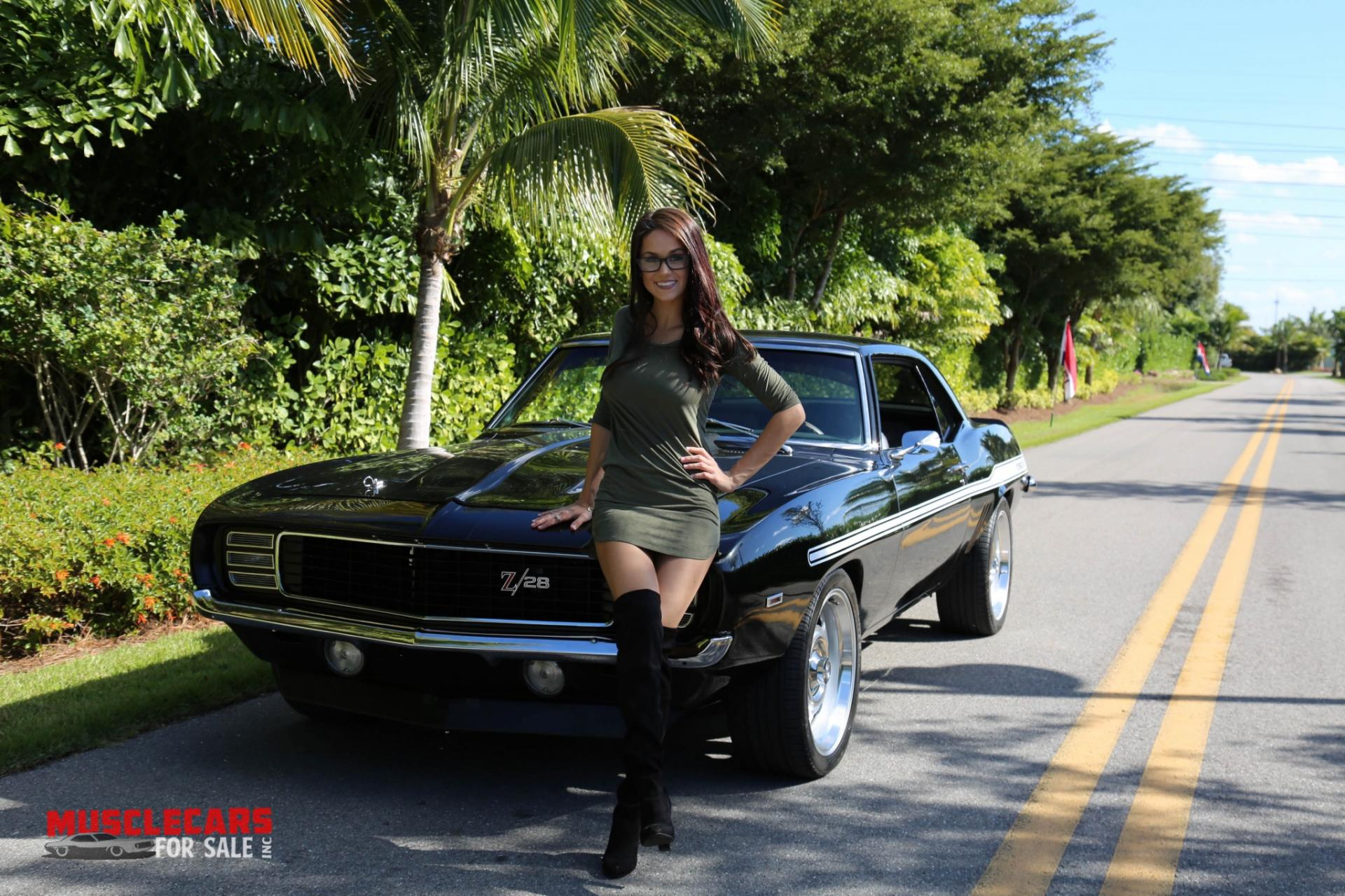 Used 1969 Chevrolet Camaro RS for sale Sold at Muscle Cars for Sale Inc. in Fort Myers FL 33912 4