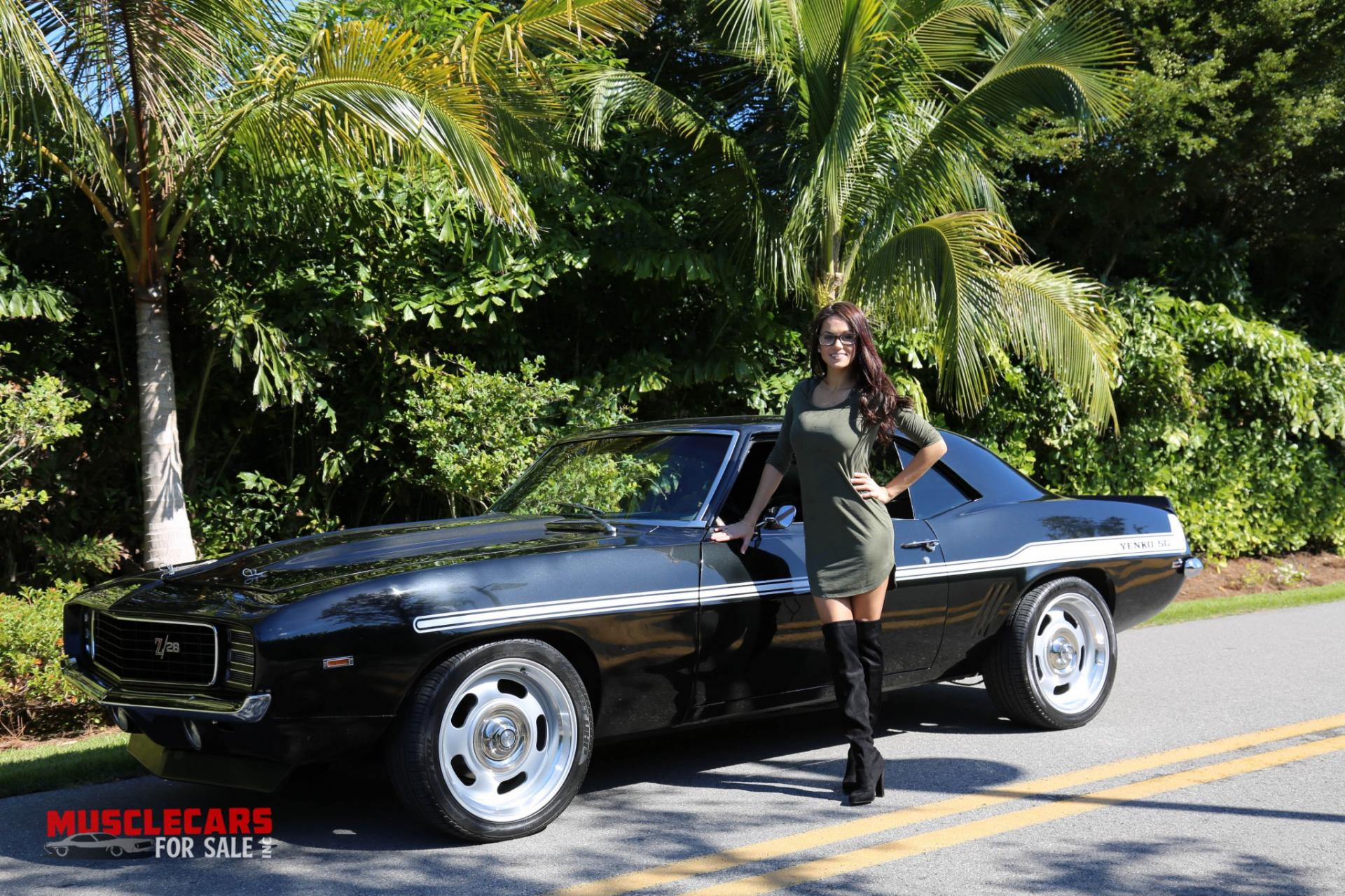 Used 1969 Chevrolet Camaro RS for sale Sold at Muscle Cars for Sale Inc. in Fort Myers FL 33912 6