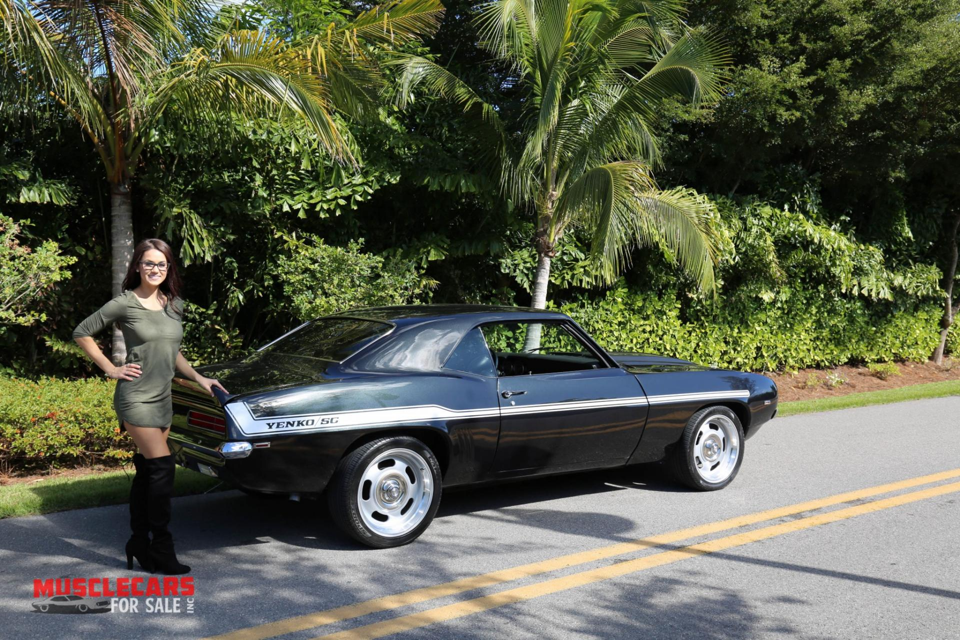 Used 1969 Chevrolet Camaro RS for sale Sold at Muscle Cars for Sale Inc. in Fort Myers FL 33912 8
