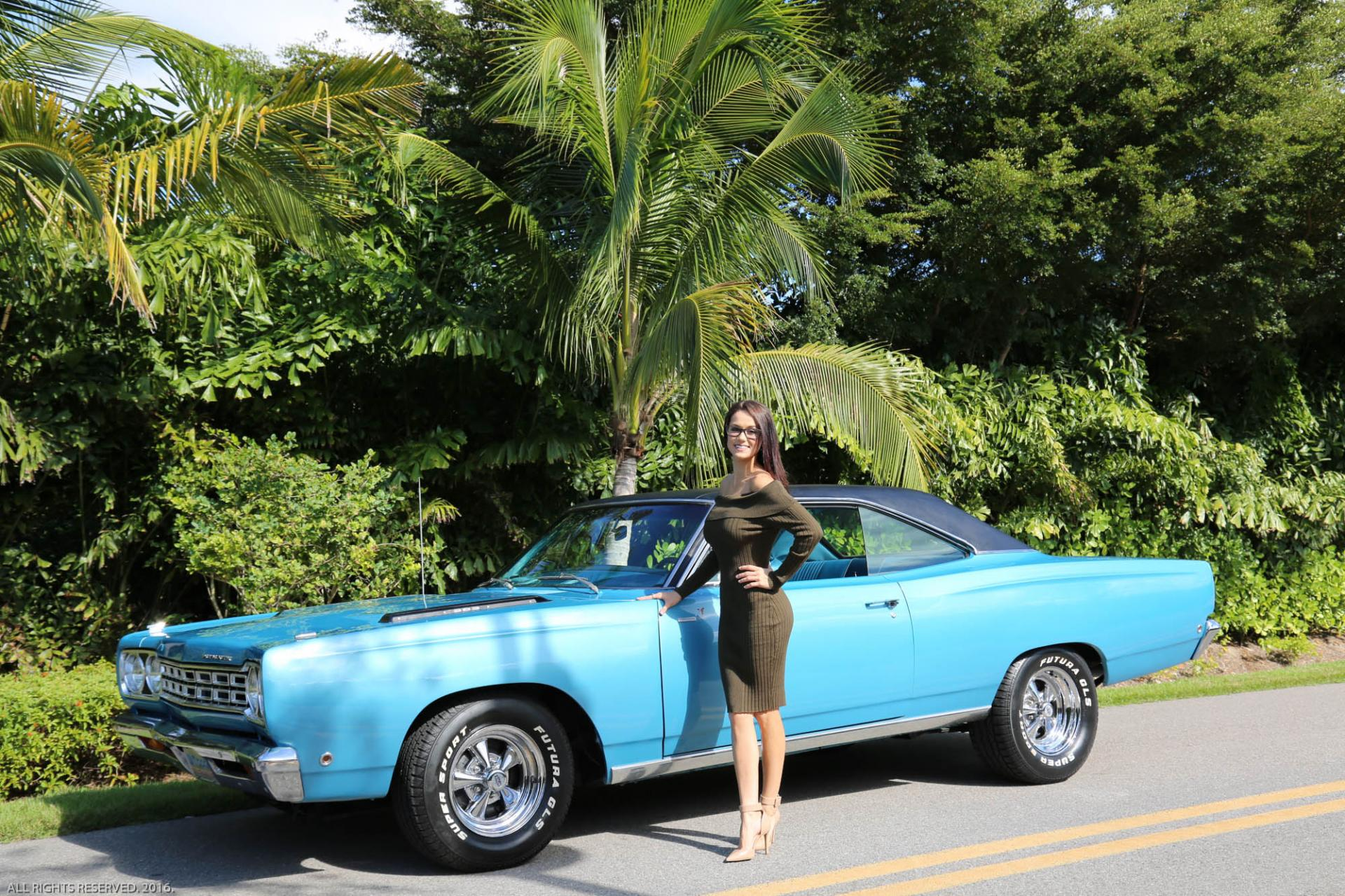 Used 1968 Plymouth  Road Runner for sale Sold at Muscle Cars for Sale Inc. in Fort Myers FL 33912 1