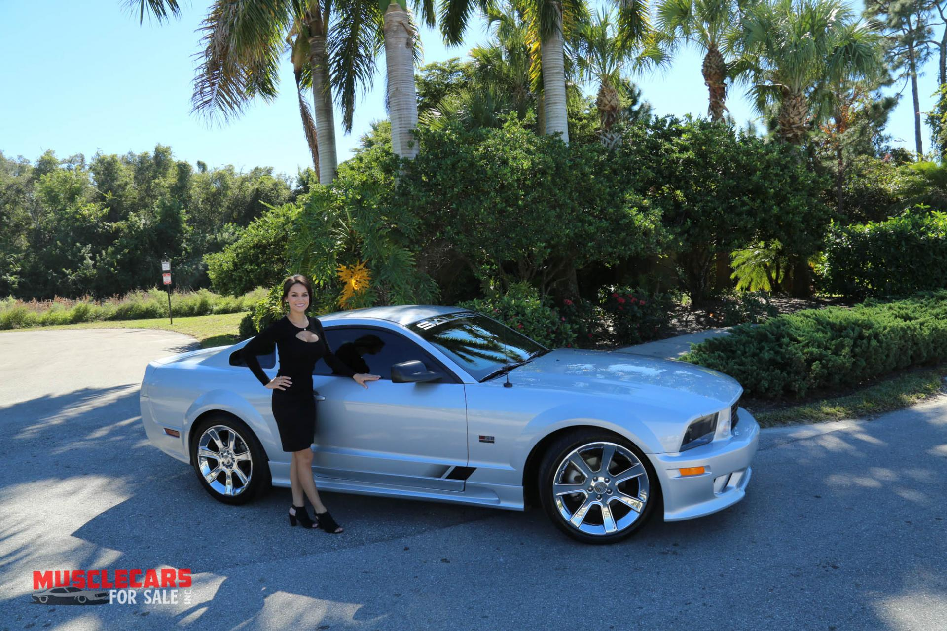Used 2005 Ford  Mustang for sale Sold at Muscle Cars for Sale Inc. in Fort Myers FL 33912 1