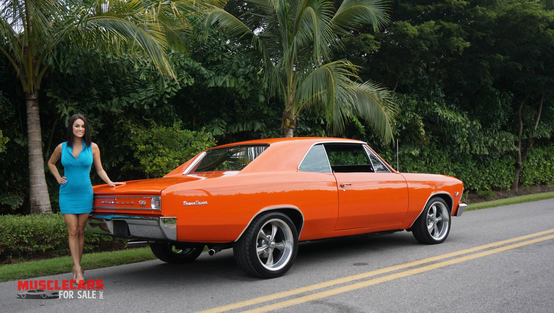 Used 1966 Chevrolet Chevelle SS for sale Sold at Muscle Cars for Sale Inc. in Fort Myers FL 33912 2