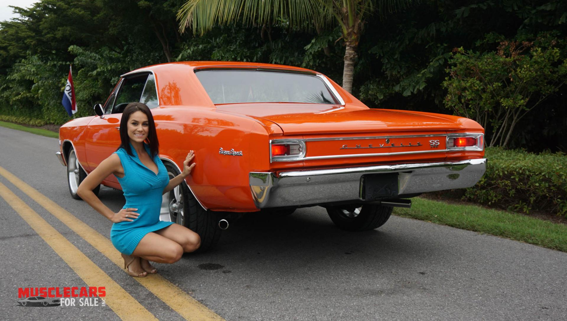 Used 1966 Chevrolet Chevelle SS for sale Sold at Muscle Cars for Sale Inc. in Fort Myers FL 33912 3