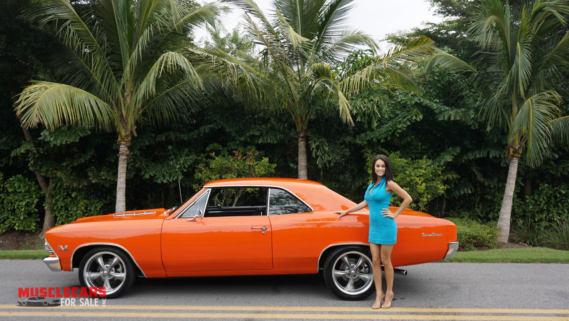 Used 1966 Chevrolet Chevelle SS for sale Sold at Muscle Cars for Sale Inc. in Fort Myers FL 33912 1