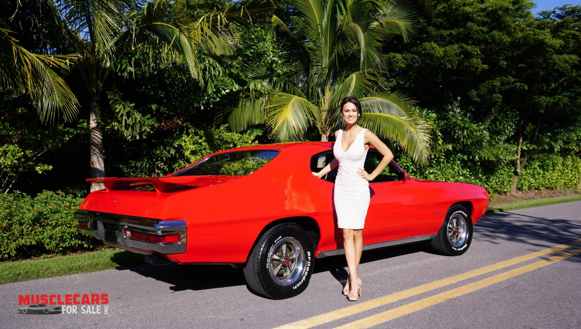 Used 1970 Pontiac  GTO for sale Sold at Muscle Cars for Sale Inc. in Fort Myers FL 33912 5
