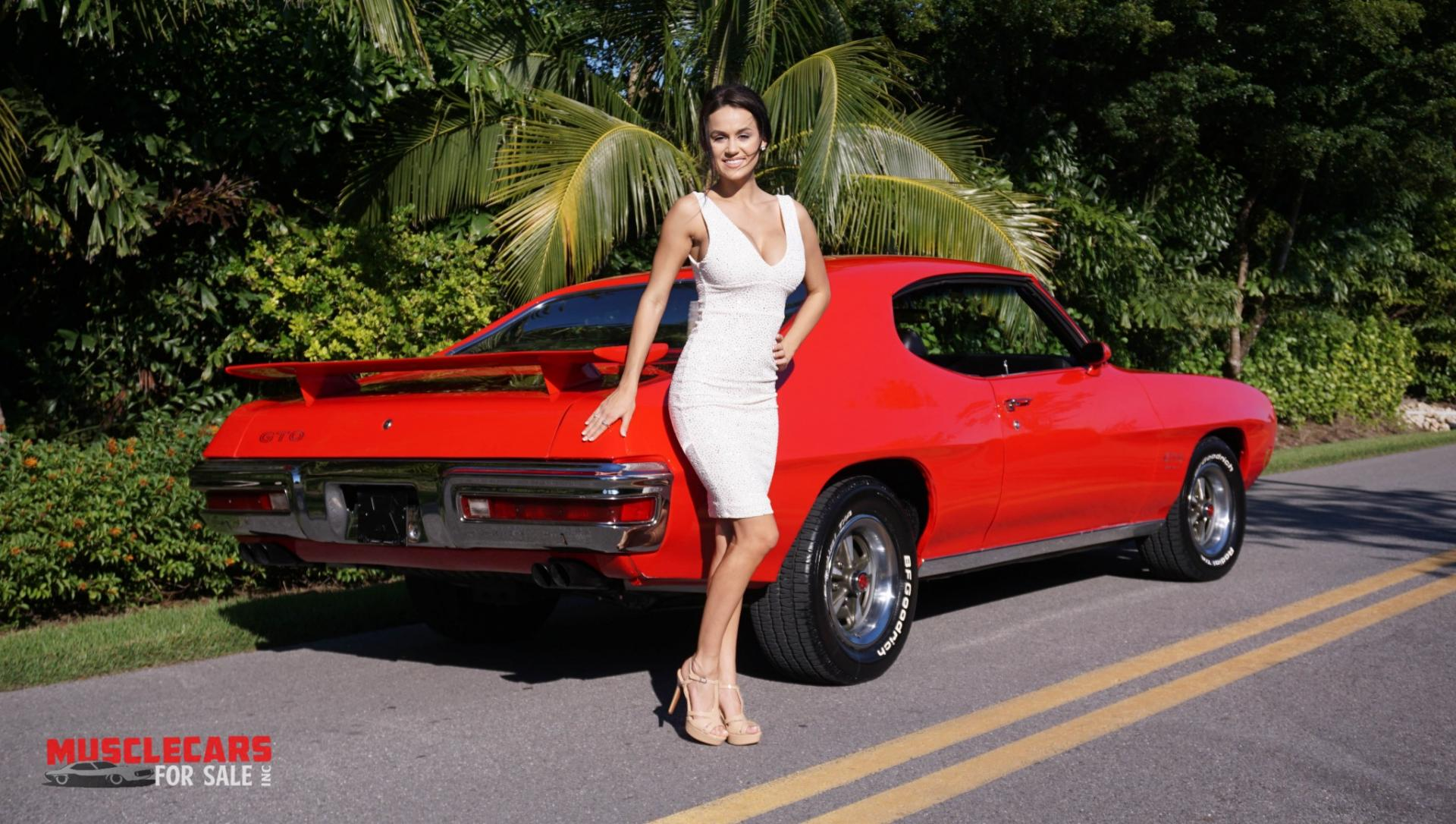Used 1970 Pontiac  GTO for sale Sold at Muscle Cars for Sale Inc. in Fort Myers FL 33912 8
