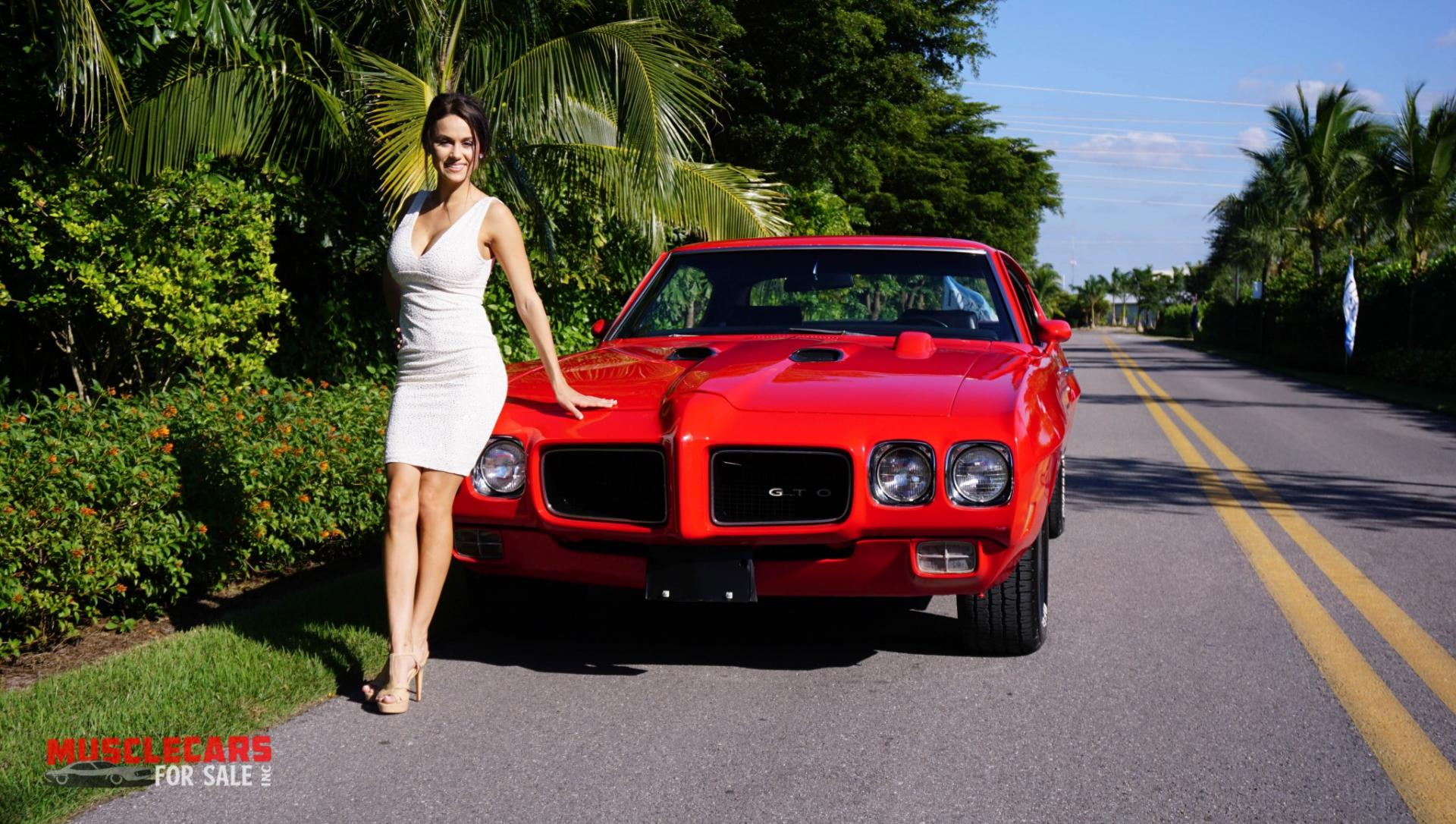 Used 1970 Pontiac  GTO for sale Sold at Muscle Cars for Sale Inc. in Fort Myers FL 33912 1