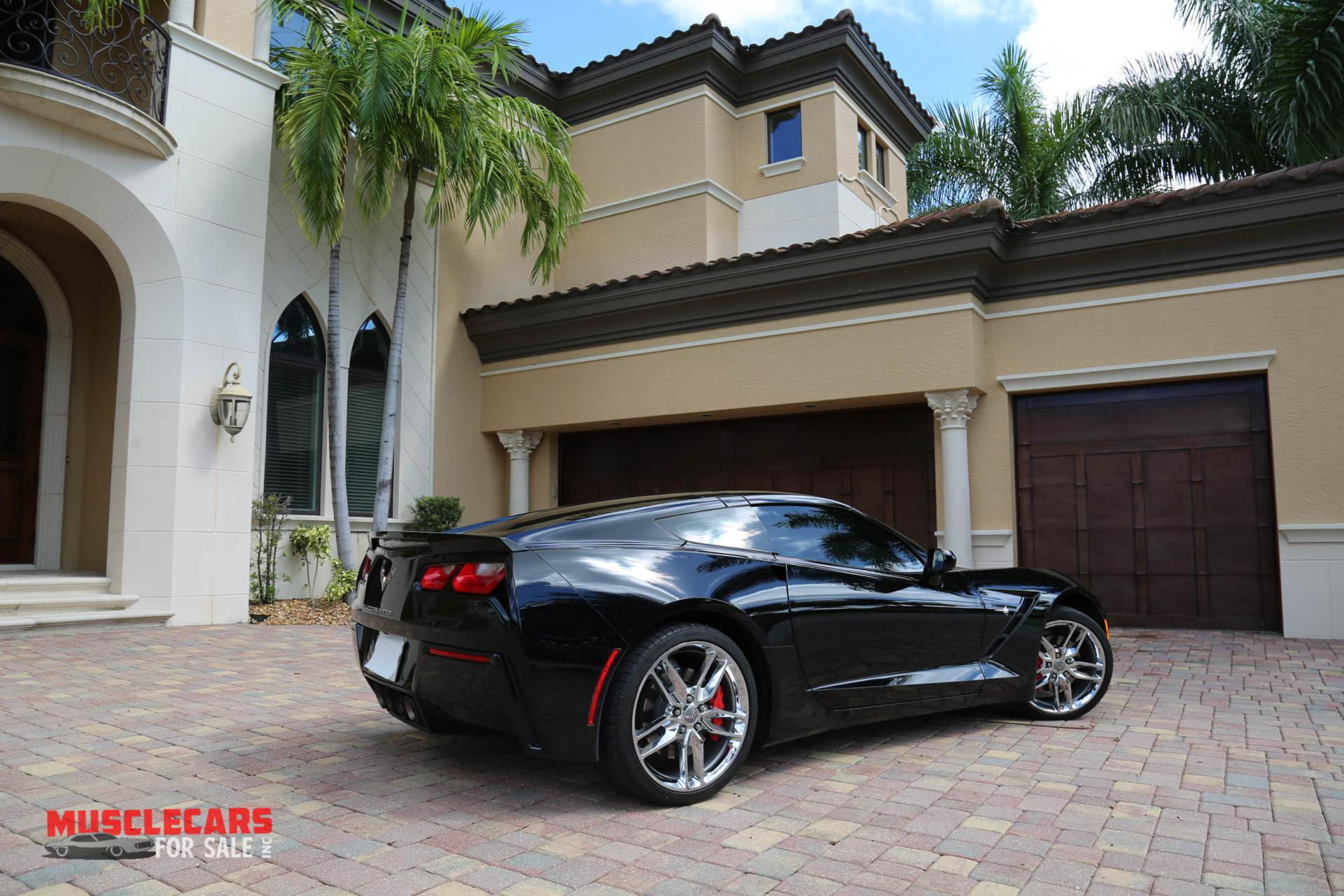 Used 2015 Chevrolet Corvette Stingray for sale Sold at Muscle Cars for Sale Inc. in Fort Myers FL 33912 4