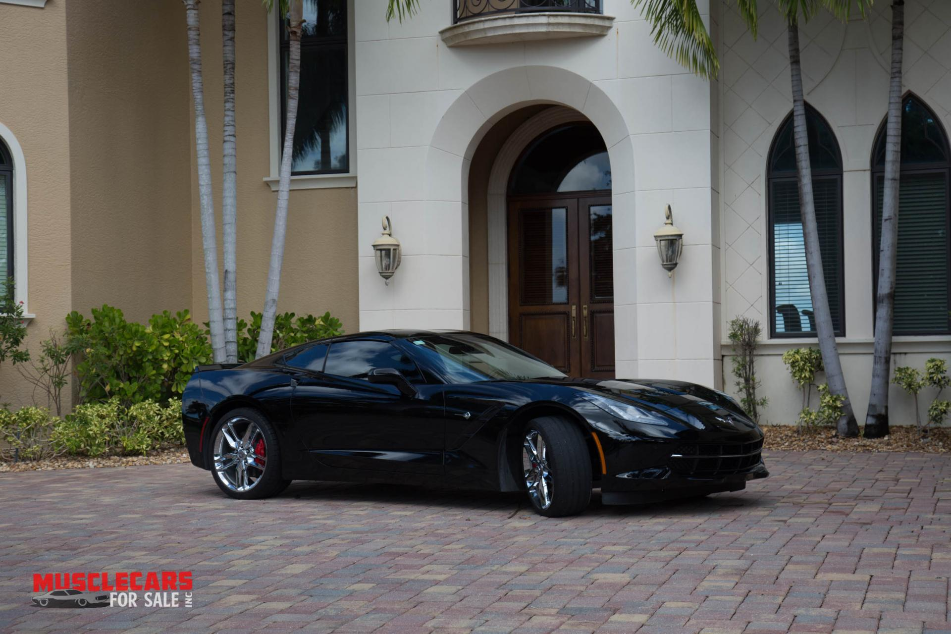 Used 2015 Chevrolet Corvette Stingray for sale Sold at Muscle Cars for Sale Inc. in Fort Myers FL 33912 1