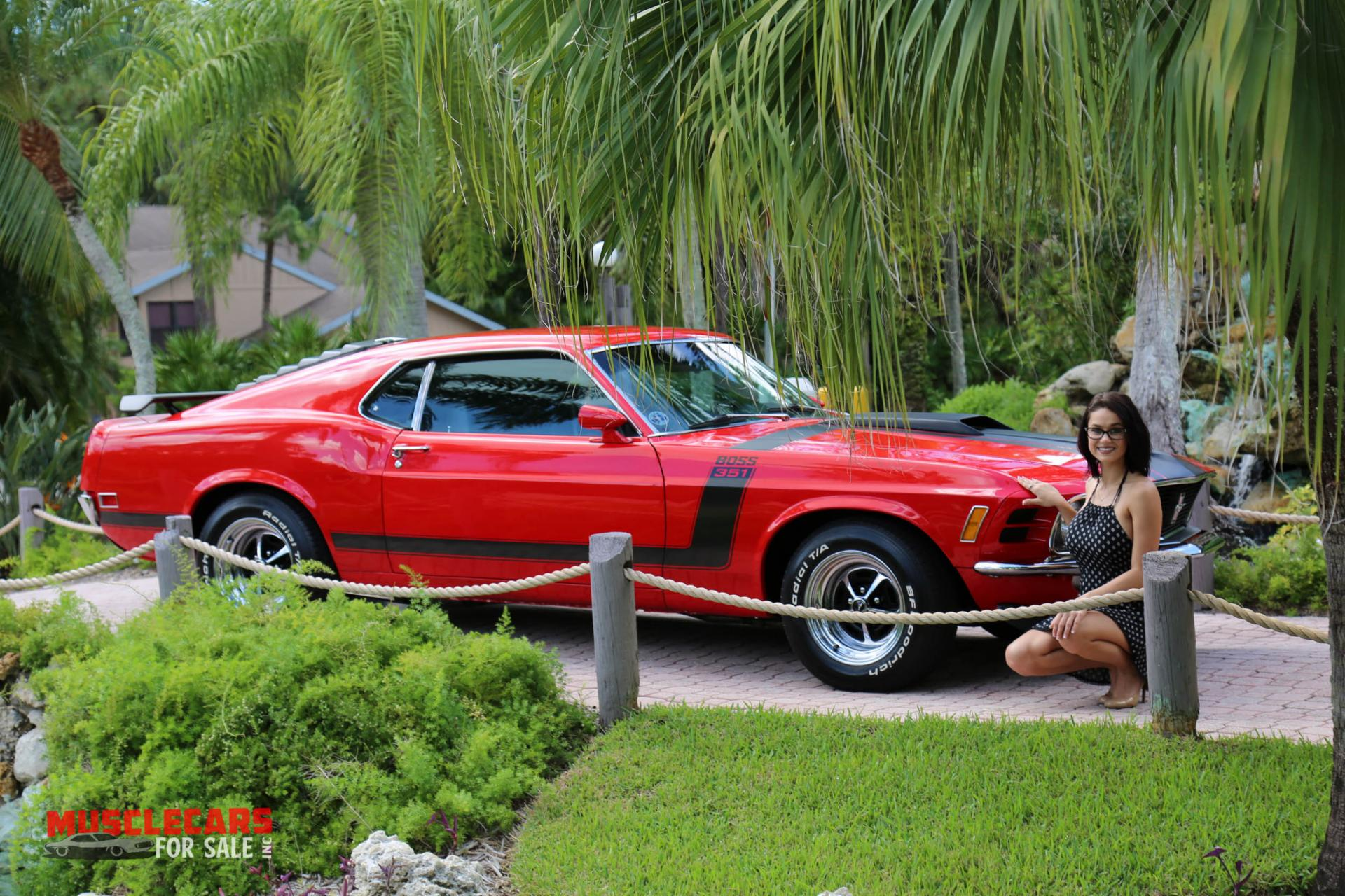 Used 1970 Ford  Mustang Boss 351 for sale Sold at Muscle Cars for Sale Inc. in Fort Myers FL 33912 2
