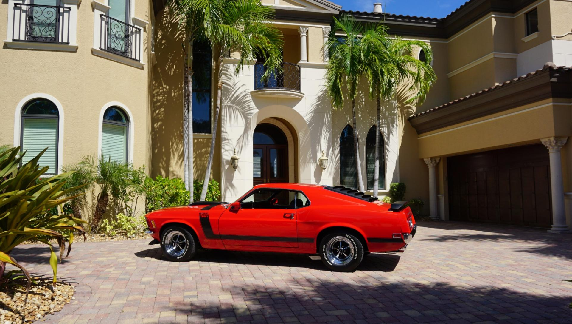 Used 1970 Ford  Mustang Boss 351 for sale Sold at Muscle Cars for Sale Inc. in Fort Myers FL 33912 7