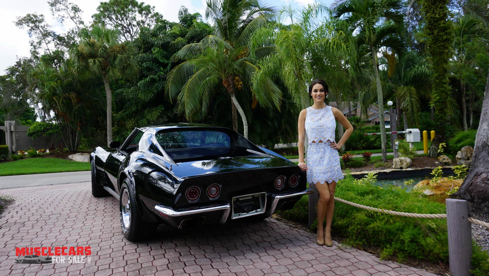 Used 1971 Chevrolet Corvette for sale Sold at Muscle Cars for Sale Inc. in Fort Myers FL 33912 2