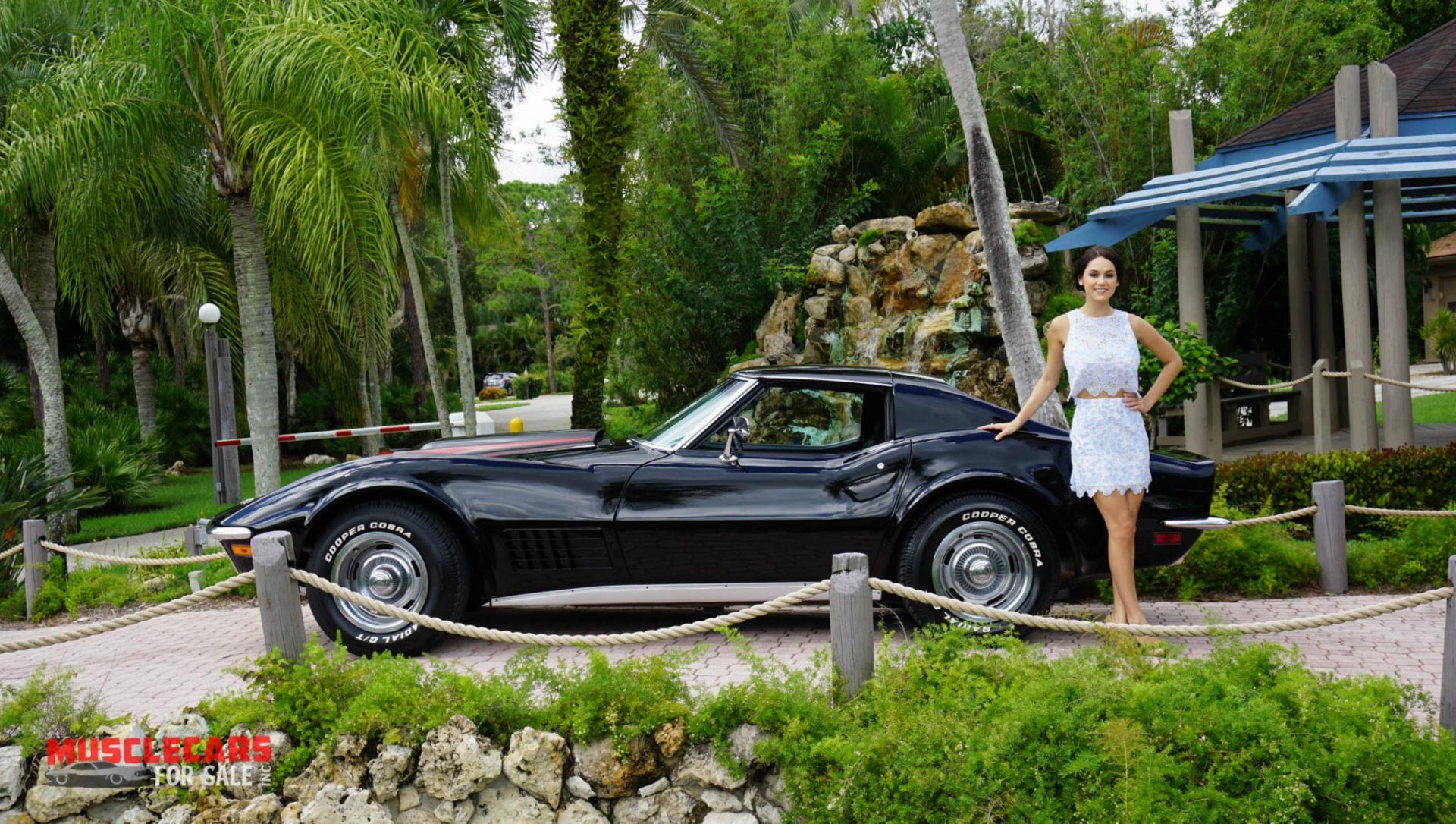 Used 1971 Chevrolet Corvette for sale Sold at Muscle Cars for Sale Inc. in Fort Myers FL 33912 3