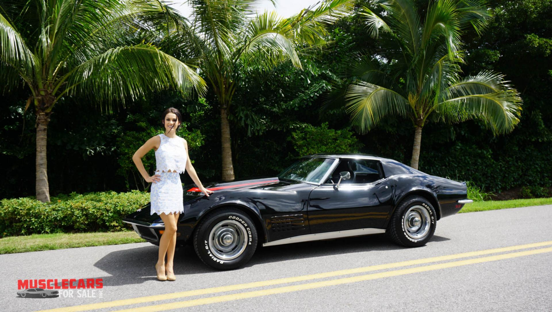 Used 1971 Chevrolet Corvette for sale Sold at Muscle Cars for Sale Inc. in Fort Myers FL 33912 1