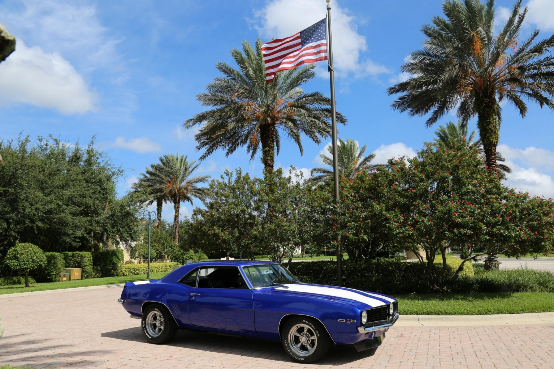 Used 1969 Chevrolet Camaro Z/28 for sale Sold at Muscle Cars for Sale Inc. in Fort Myers FL 33912 3