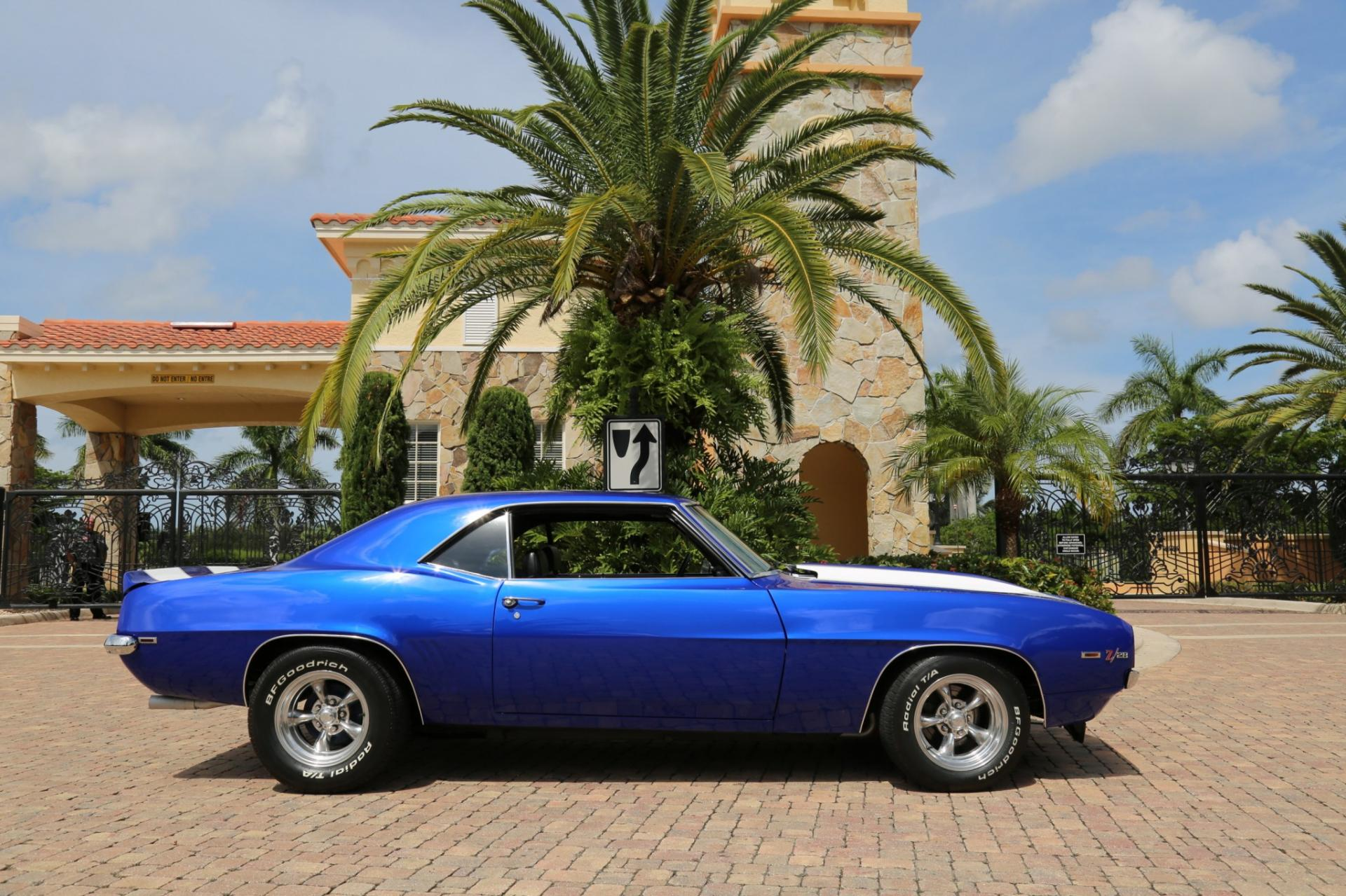 Used 1969 Chevrolet Camaro Z/28 for sale Sold at Muscle Cars for Sale Inc. in Fort Myers FL 33912 6