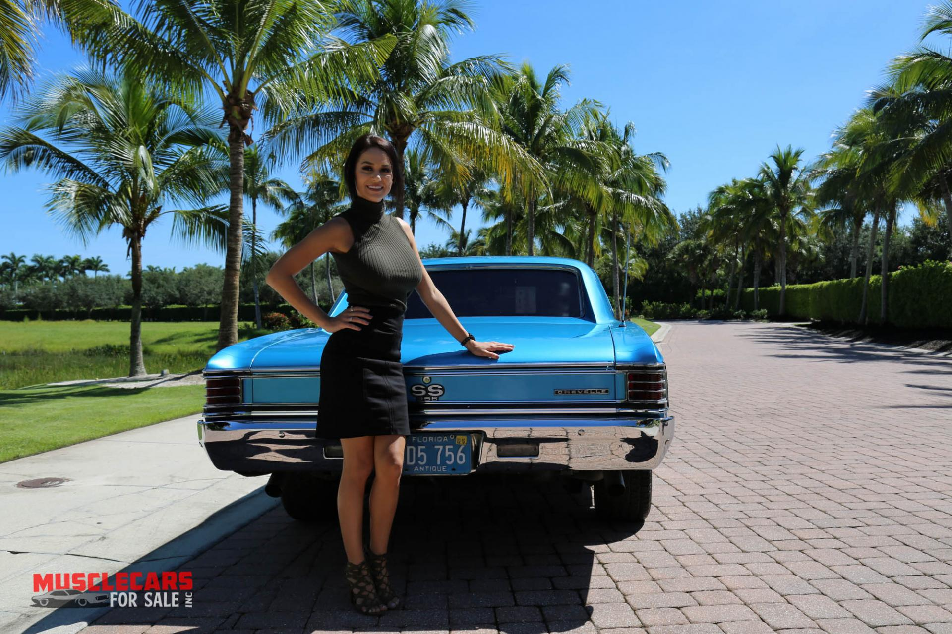 Used 1967 Chevrolet Chevelle SS for sale Sold at Muscle Cars for Sale Inc. in Fort Myers FL 33912 5