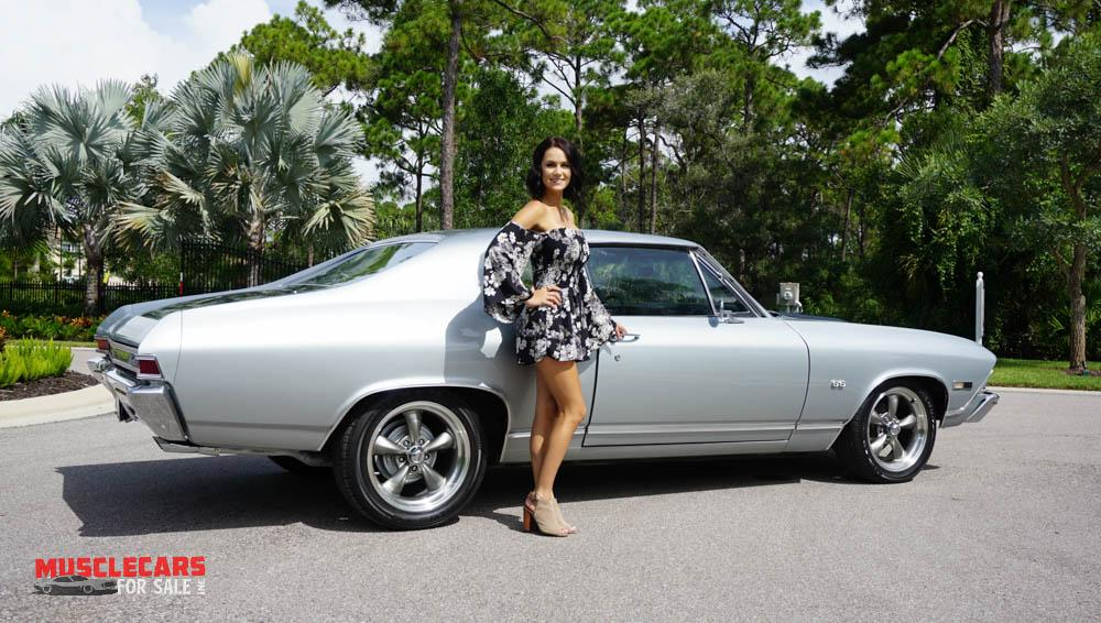 Used 1968 Chevrolet Chevelle for sale Sold at Muscle Cars for Sale Inc. in Fort Myers FL 33912 1