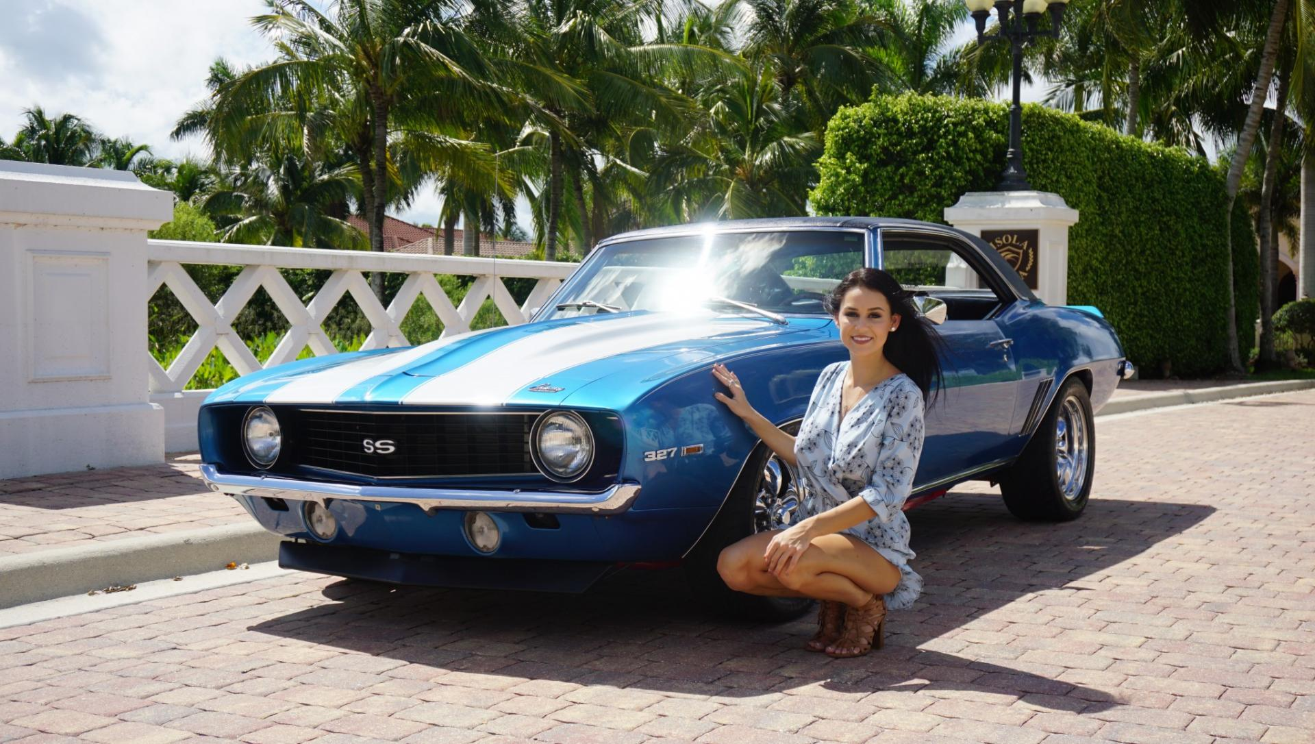 Used 1969 Chevrolet Camaro for sale Sold at Muscle Cars for Sale Inc. in Fort Myers FL 33912 4