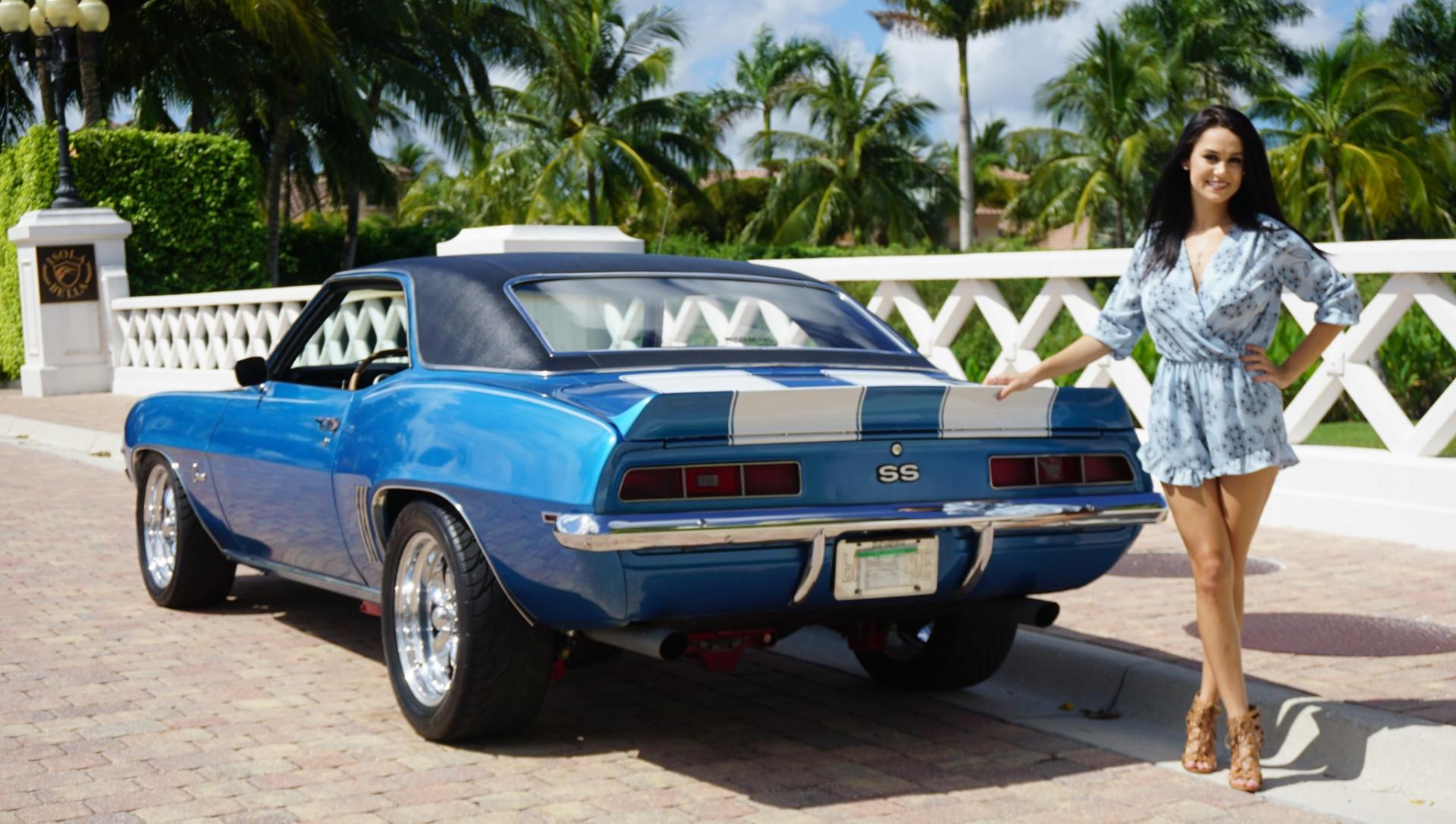 Used 1969 Chevrolet Camaro for sale Sold at Muscle Cars for Sale Inc. in Fort Myers FL 33912 7