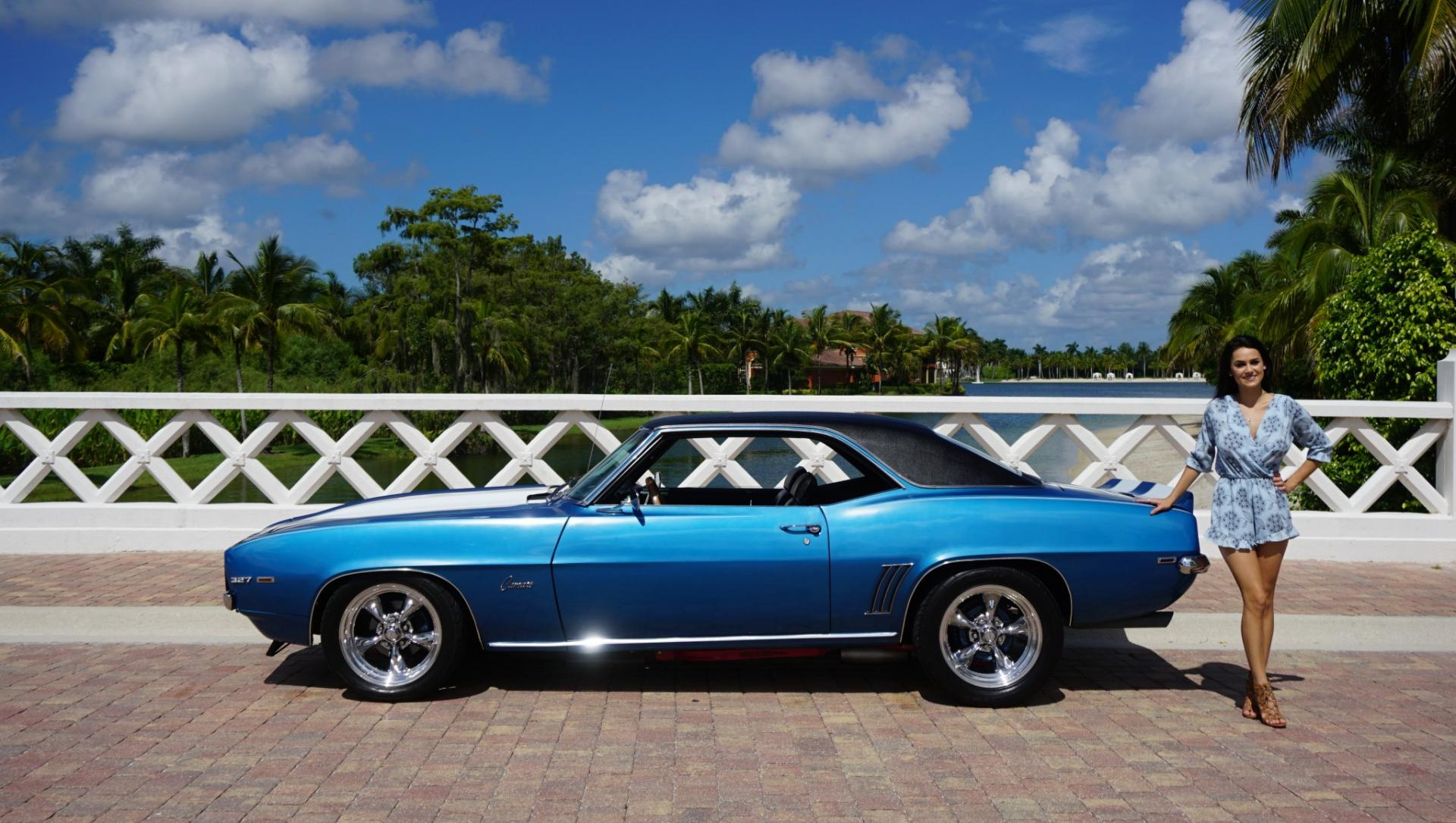 Used 1969 Chevrolet Camaro for sale Sold at Muscle Cars for Sale Inc. in Fort Myers FL 33912 8