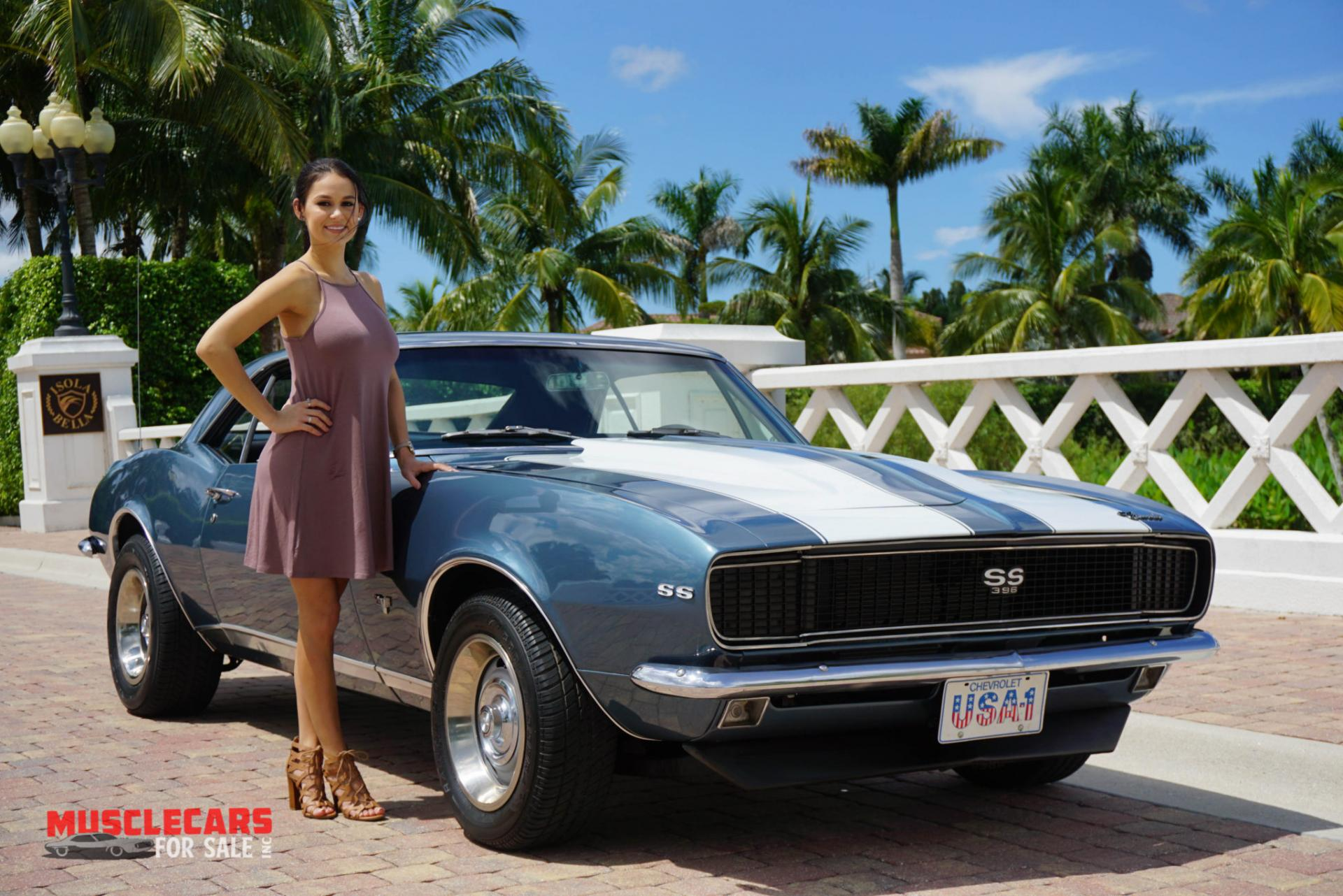 Used 1967 Chevrolet Camaro RS for sale Sold at Muscle Cars for Sale Inc. in Fort Myers FL 33912 2